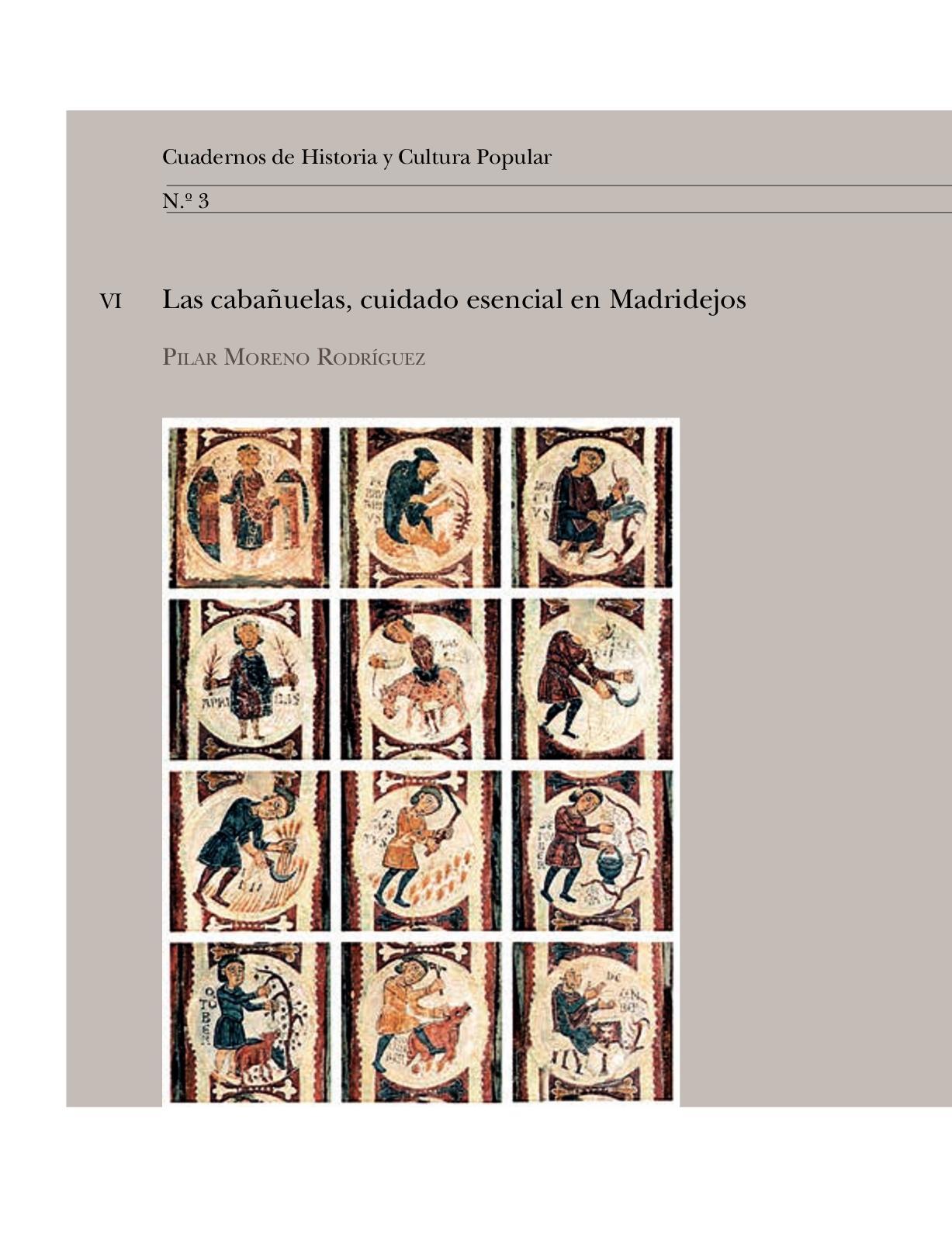 Calendario Cabanuelas.Calameo Las Cabanuelas Cuidado Esencial En Madridejos