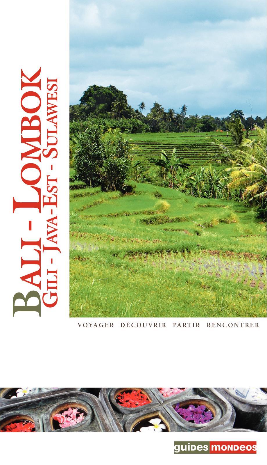 Calaméo - Bali/Lombok