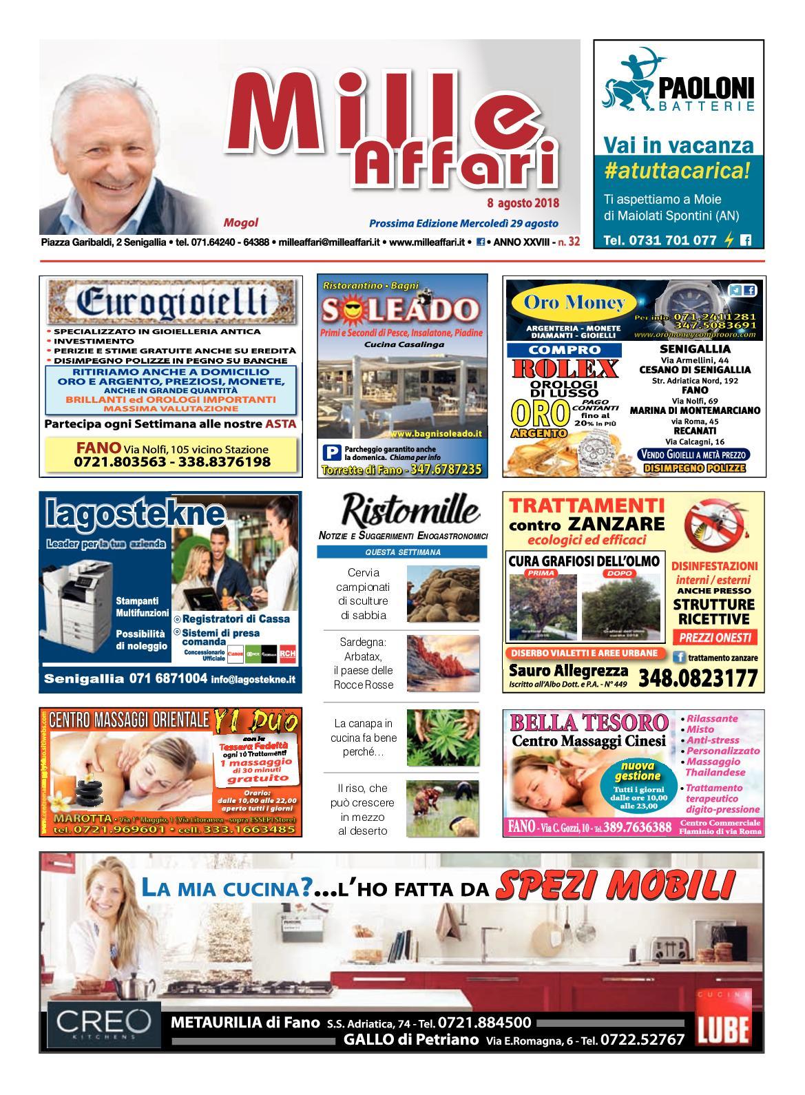 Calaméo - Milleaffari N° 32 del 08.08.18 9b56a53480582