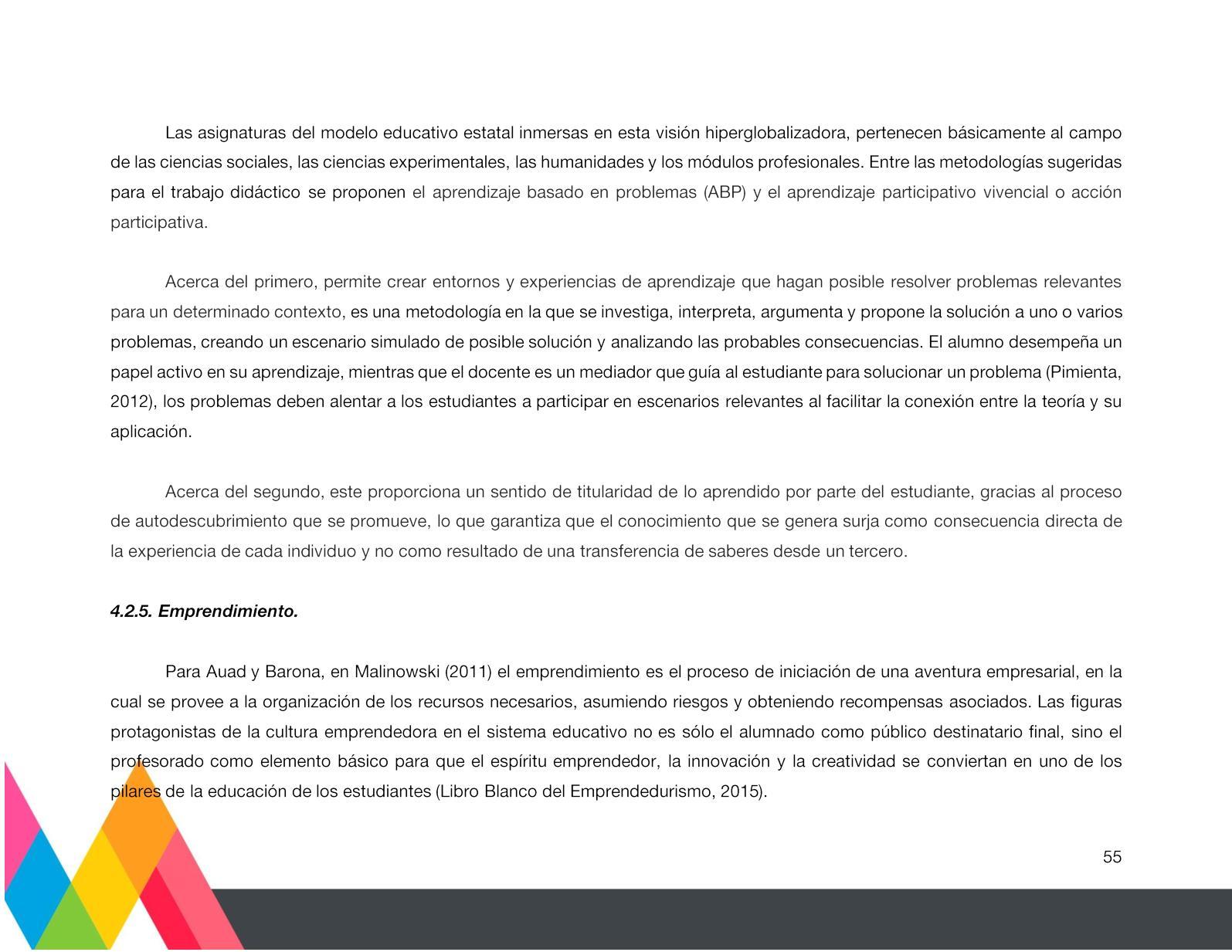 Plan Estudios Bt 2018 Modificado Calameo Downloader
