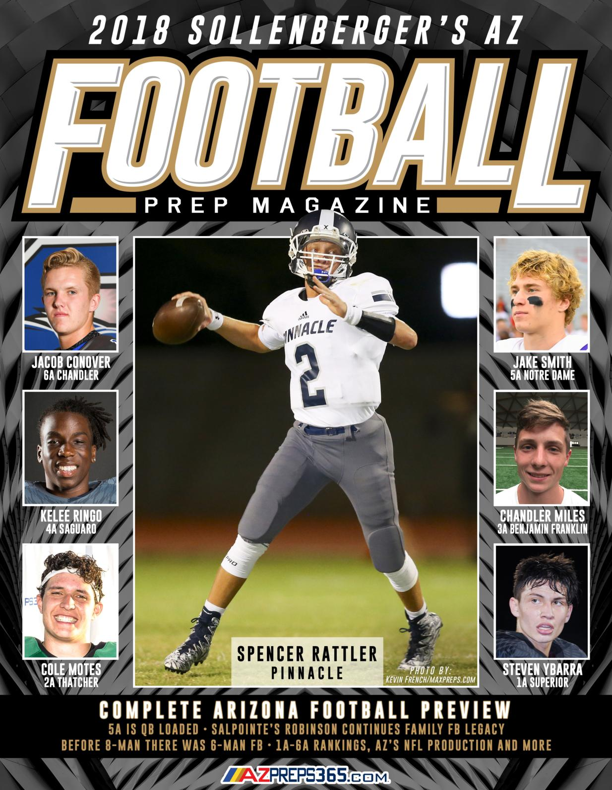 300e7a14 Calaméo - 2018 Sollenberger's AZ Football Prep Magazine
