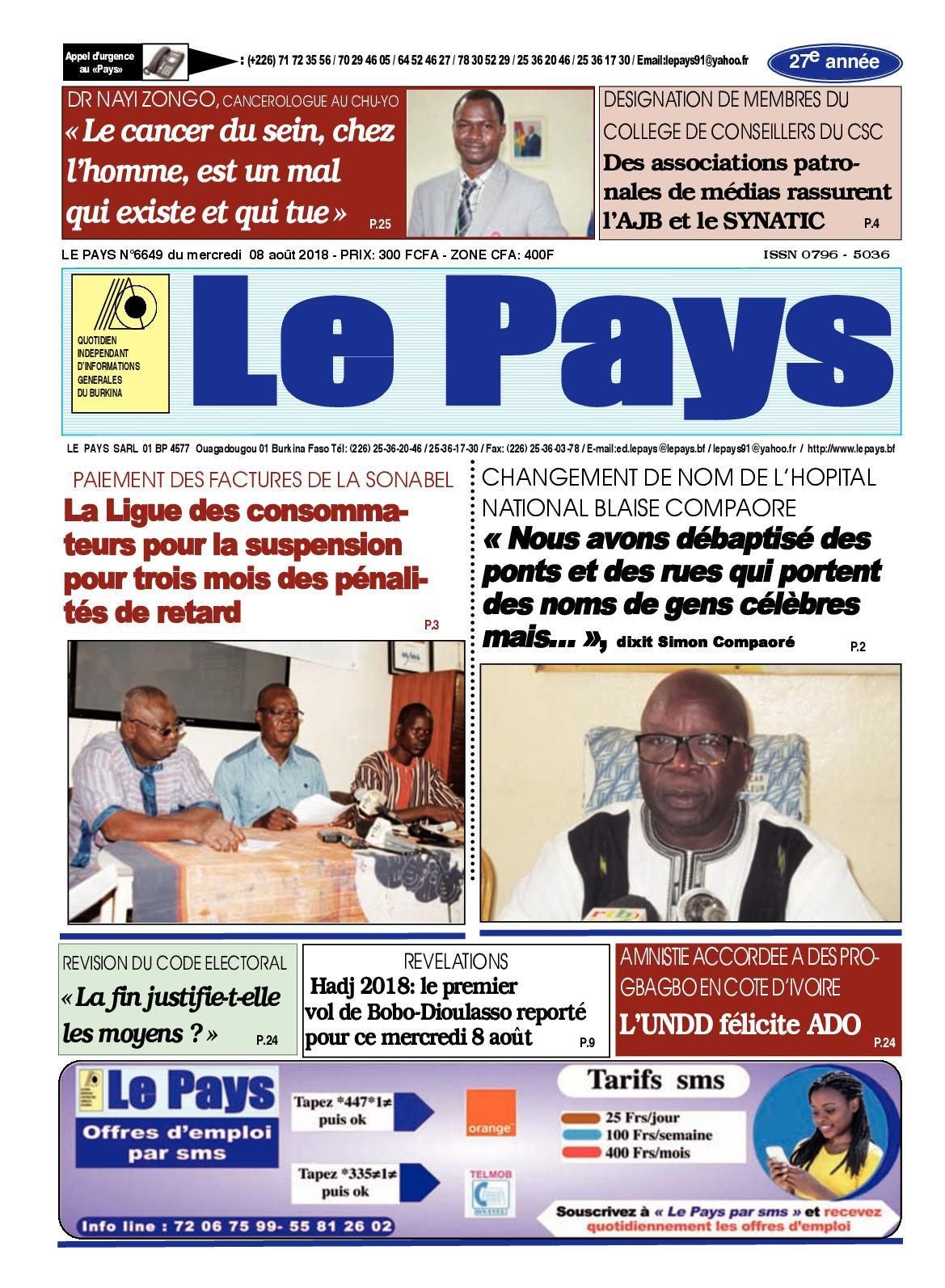 Rencontre Boromo Burkina Faso annonce