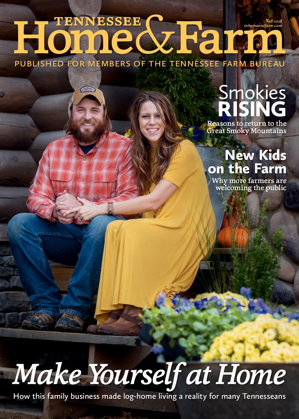 Calaméo - Fall 2018: Tennessee Home & Farm