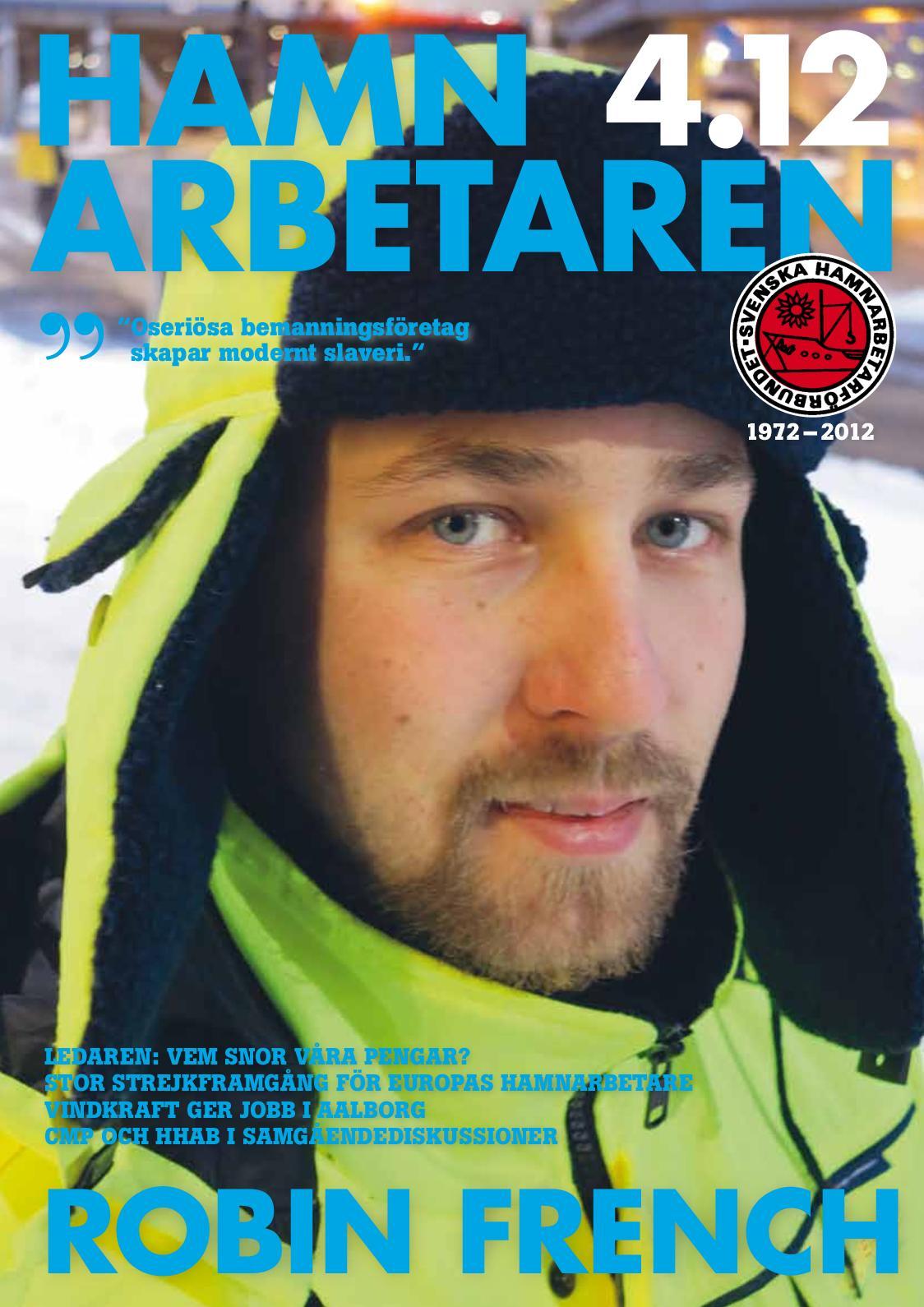 Hamnarbetare strejkar i finland
