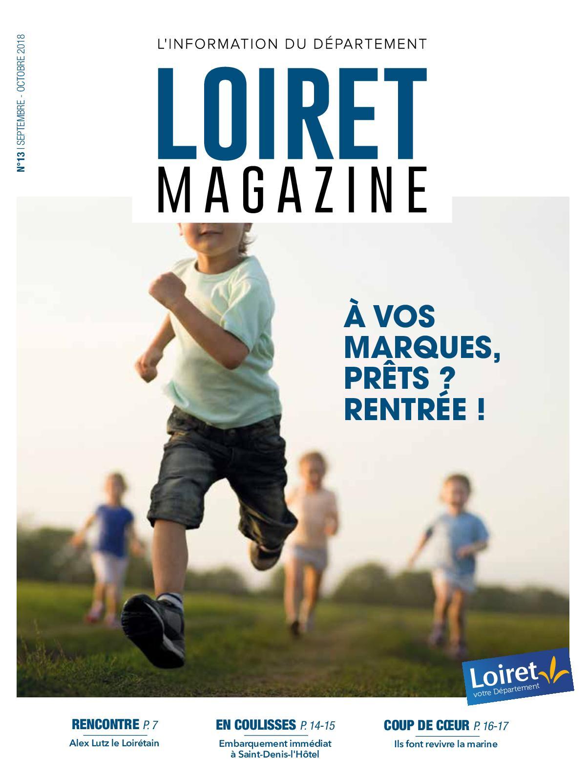Conforama Montargis Rue Des Frères Lumière Villemandeur calaméo - loiret magazine n°13 (septembre-octobre 2018)