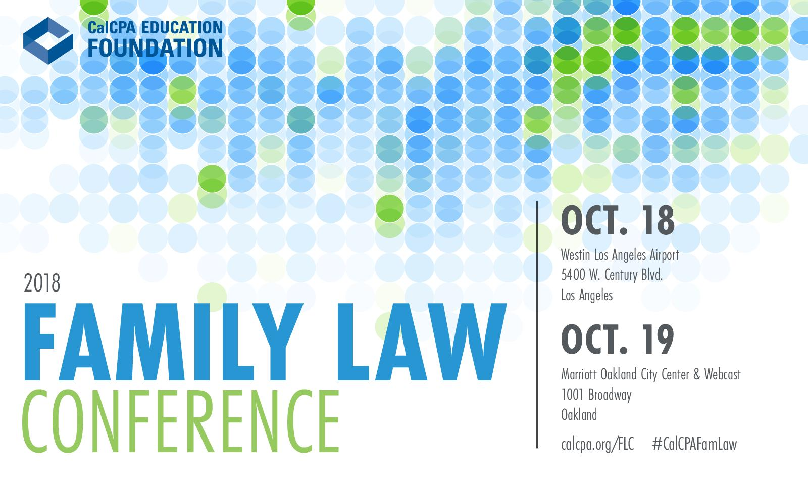 Calaméo - Family Law Conference 2018
