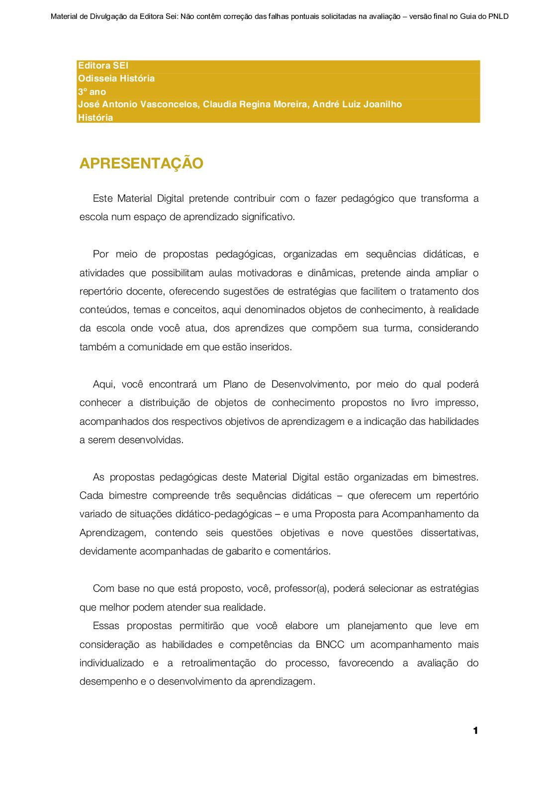 Calaméo - Material Digital  Odisseia - História 3º ano e1989dbc00