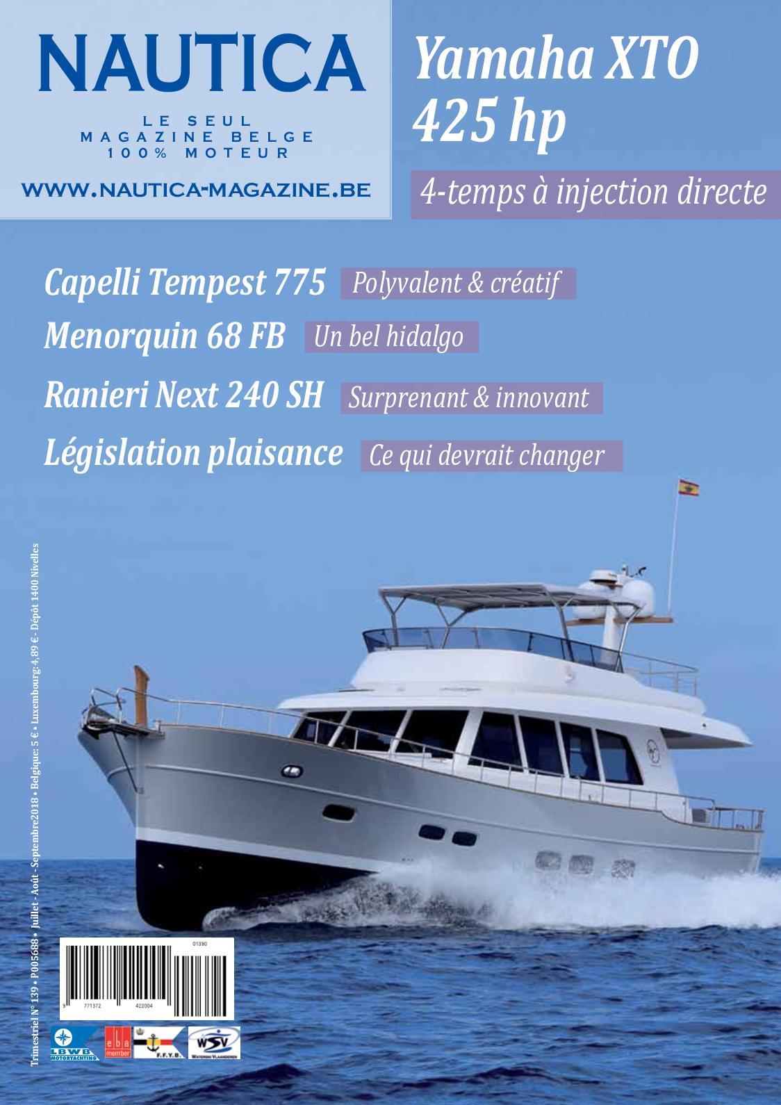 Combien Coute Une Peniche Habitable calaméo - nautica 139 fr blanco