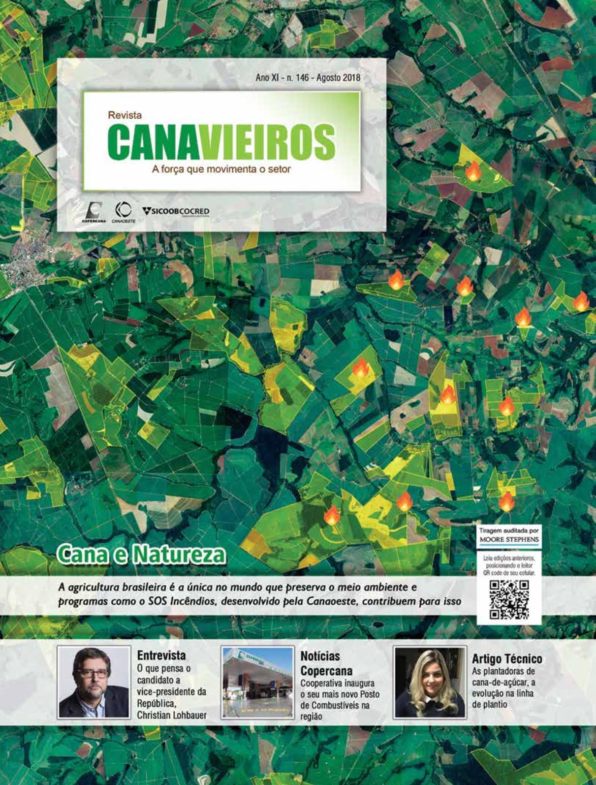 Calaméo - Edição 146 - Agosto 2018 - Cana e Natureza 004a615c333ab