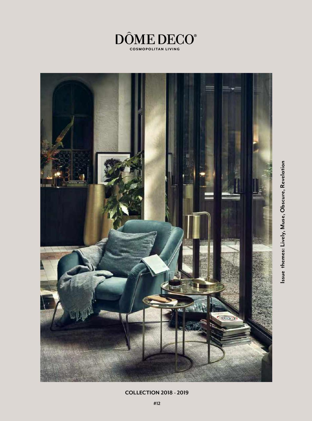 Calaméo - Domedeco L Catalogue Collection 2018 2019