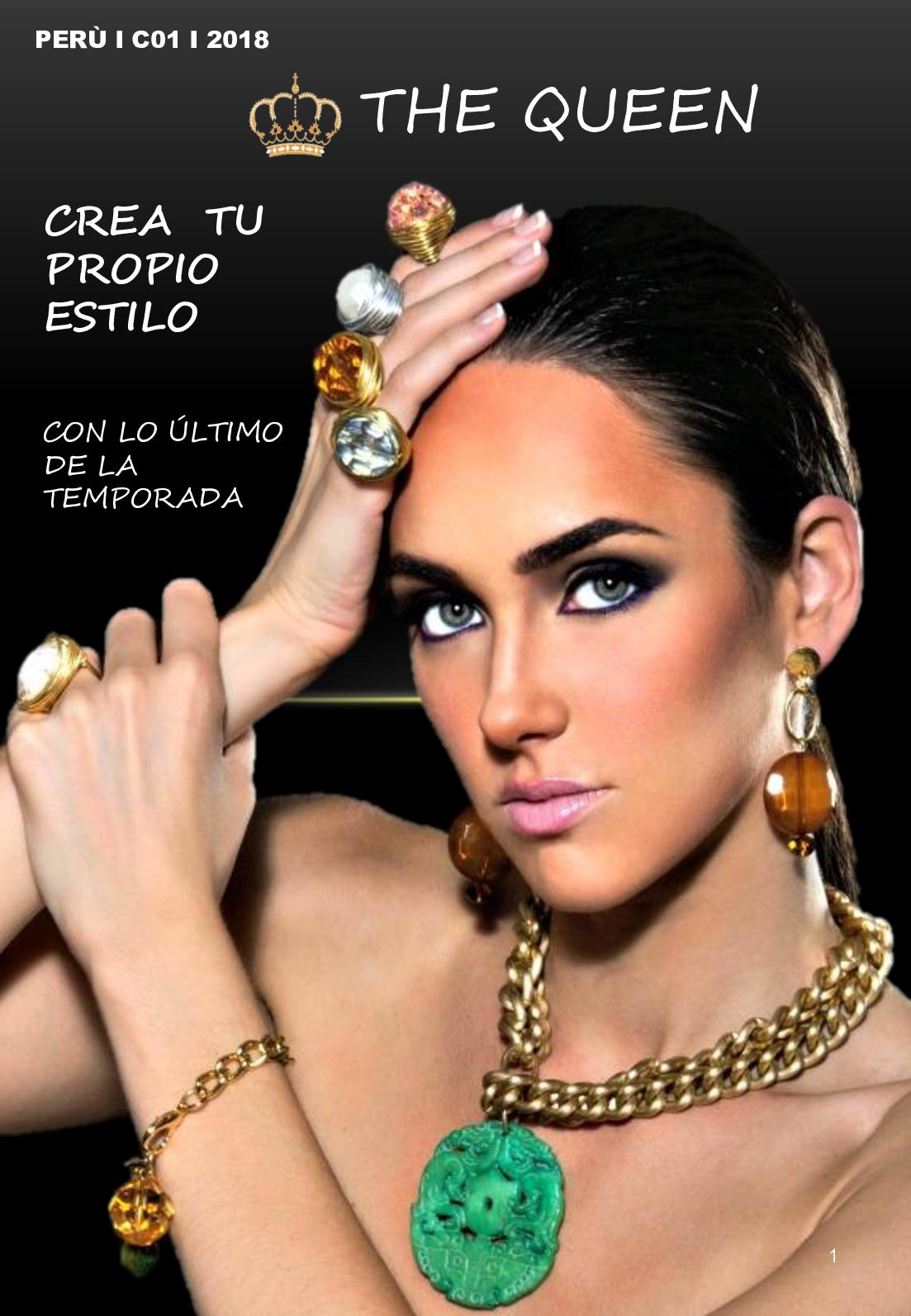 1ec29c76fe26 Catalogo The Queen - CALAMEO Downloader
