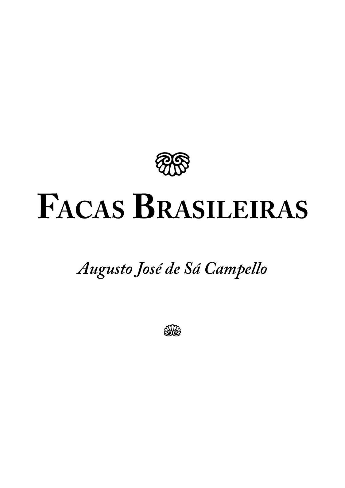 f93724d21 Calaméo - Facas Brasileiras 2a Ed