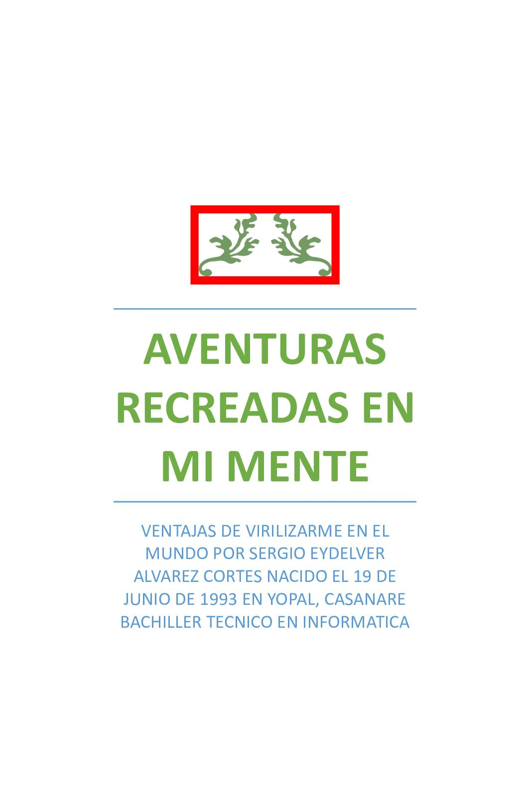 Recreadas Mente Calaméo Correción Aventuras En Mi 5LR4c3qSAj