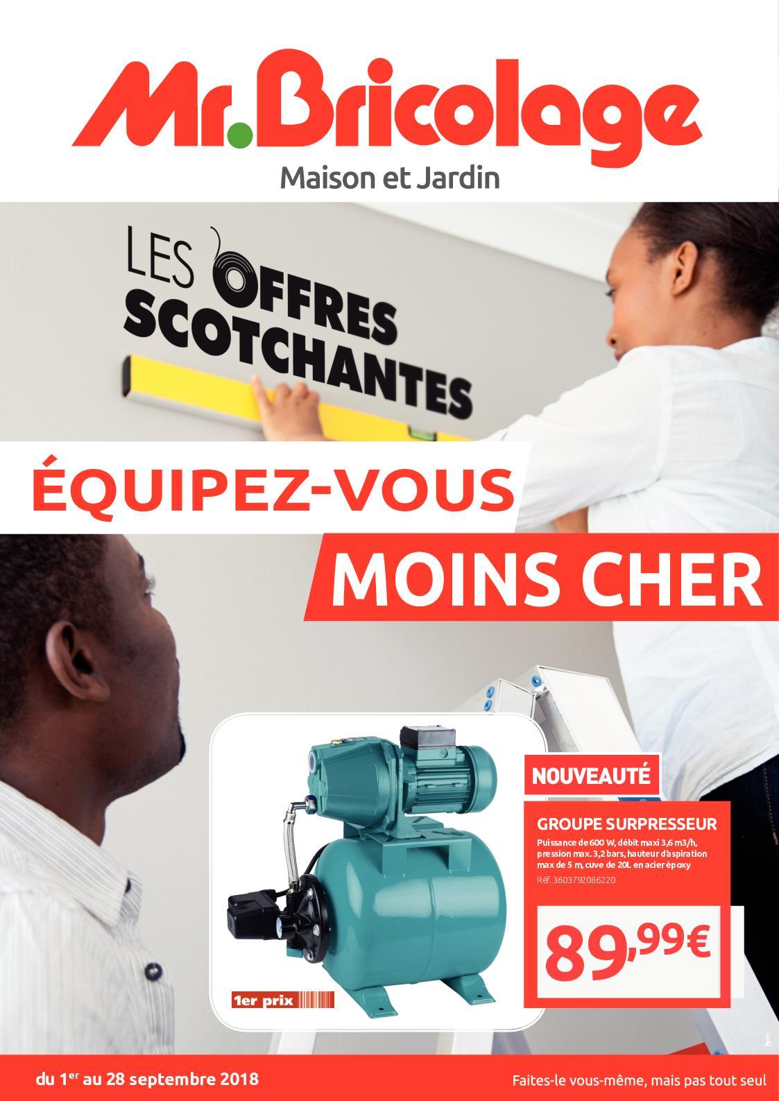 Calaméo Opé 20180901 Catalogue Jardin Mr Bricolage