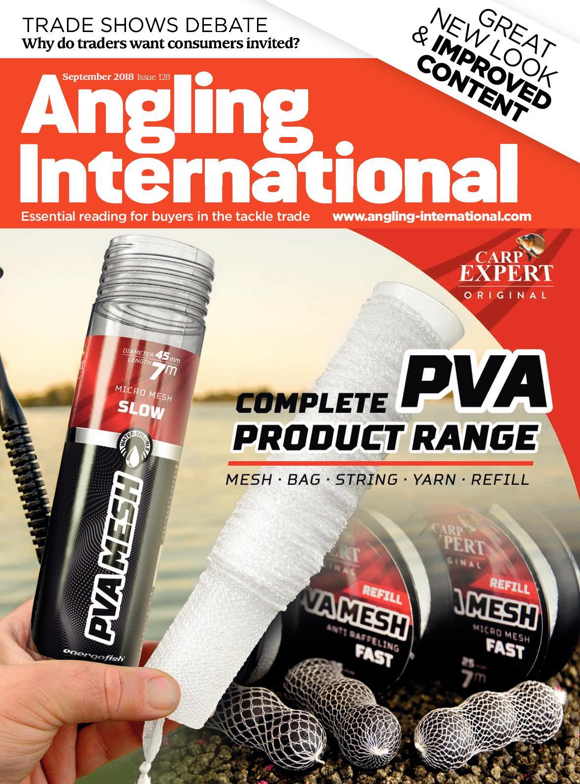b59007ec2dc Calaméo - Angling International - September 2018 - issue 128