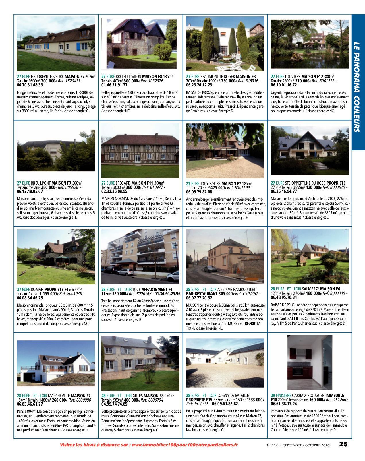 Maison Avec Travaux 77 l'immobilier 100% entre particuliers – n°118 – septembre