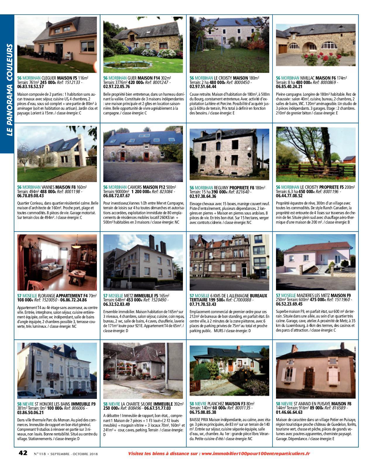 L'immobilier 100% entre Particuliers – N°118 – Septembre/Octobre