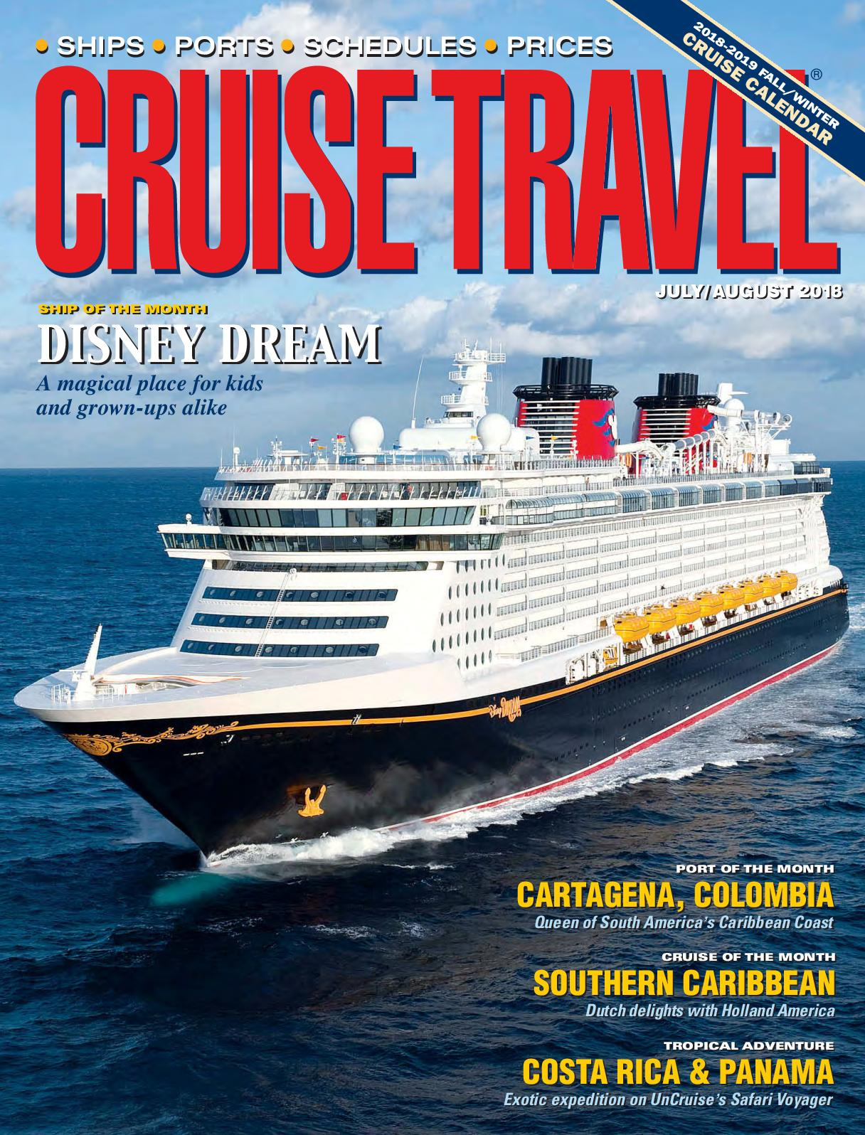 Calaméo   Cruise Travel – July 8