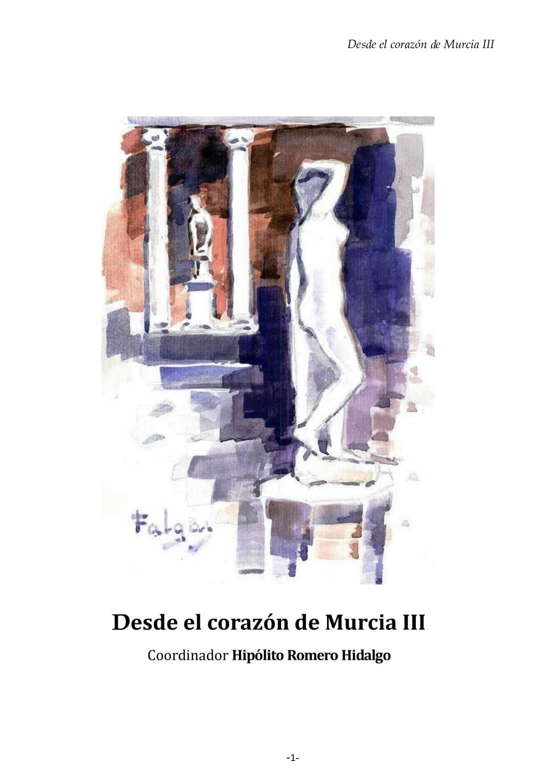Calaméo - Desde El Corazón De Murcia III 9e2194ddf44