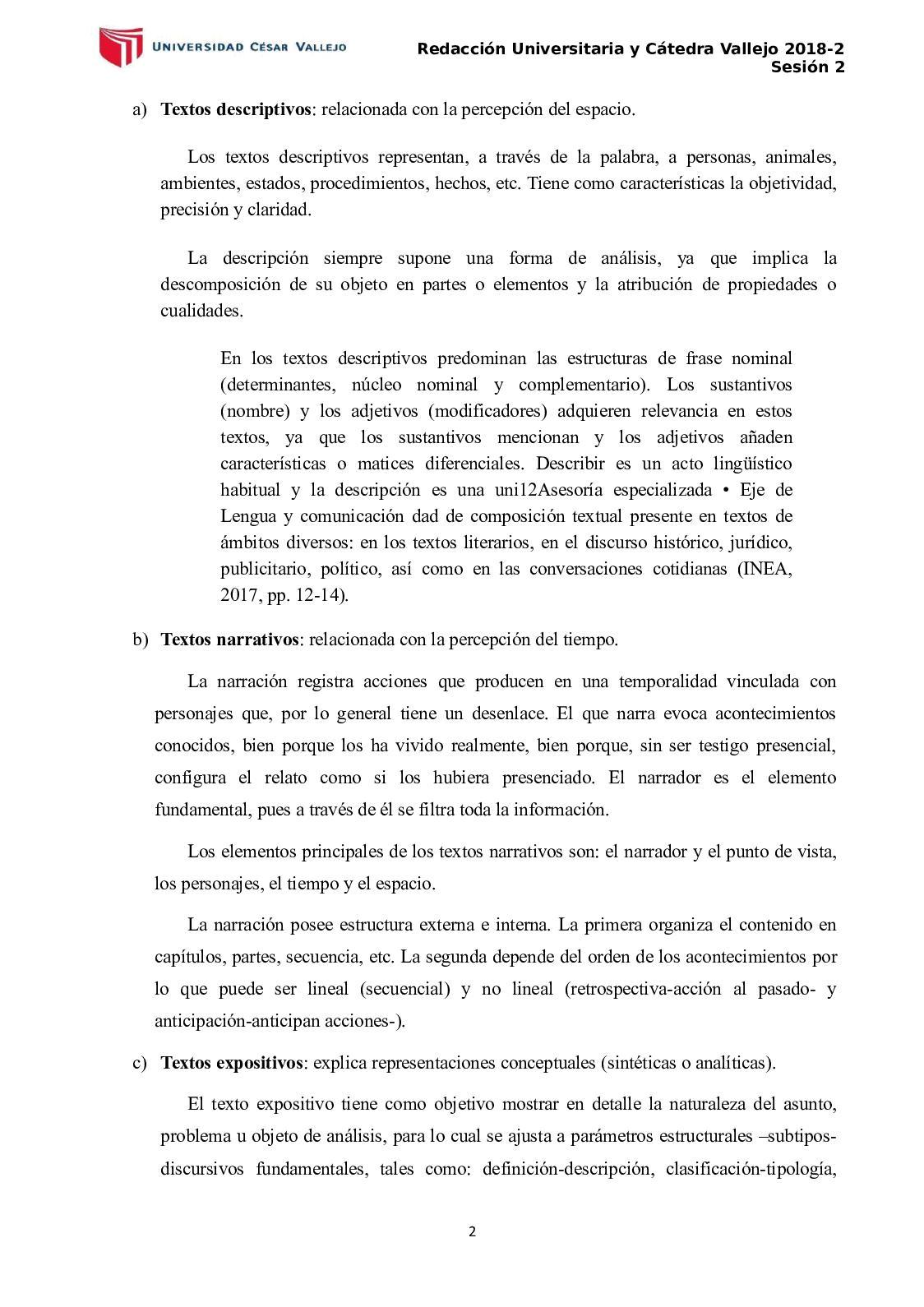 Tipología Textual La Monografía 1 Calameo Downloader