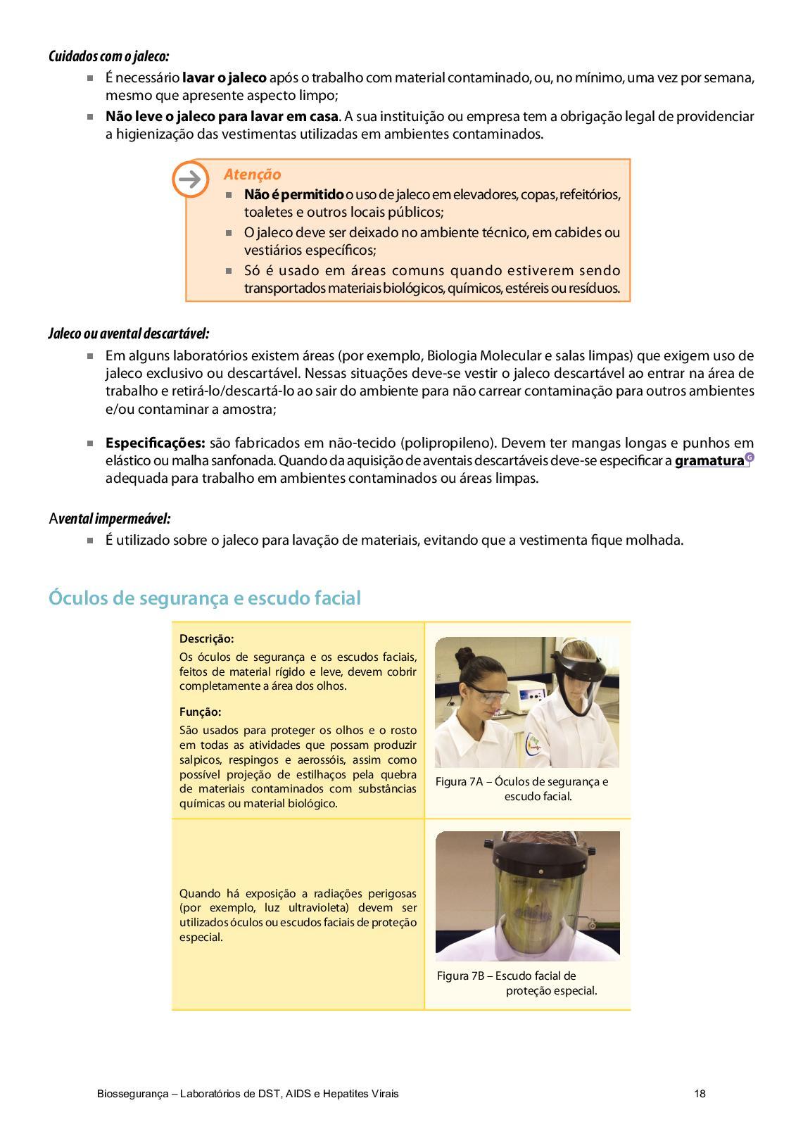 58c0baa995f10a Manual Biosseguranca ANVISA - CALAMEO Downloader