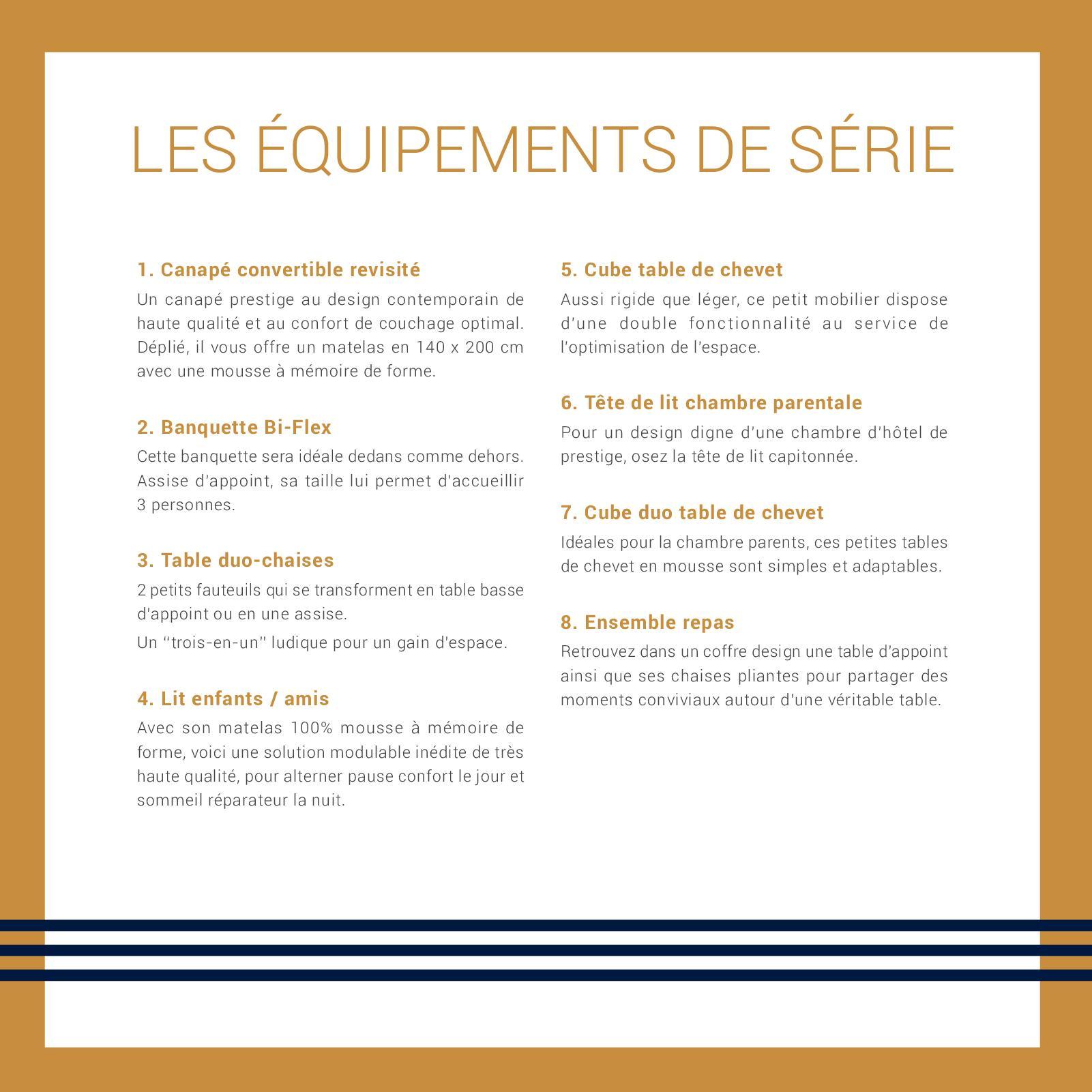 Solution Lit Pour Petit Espace résidences trigano - catalogue evo premium - calameo downloader
