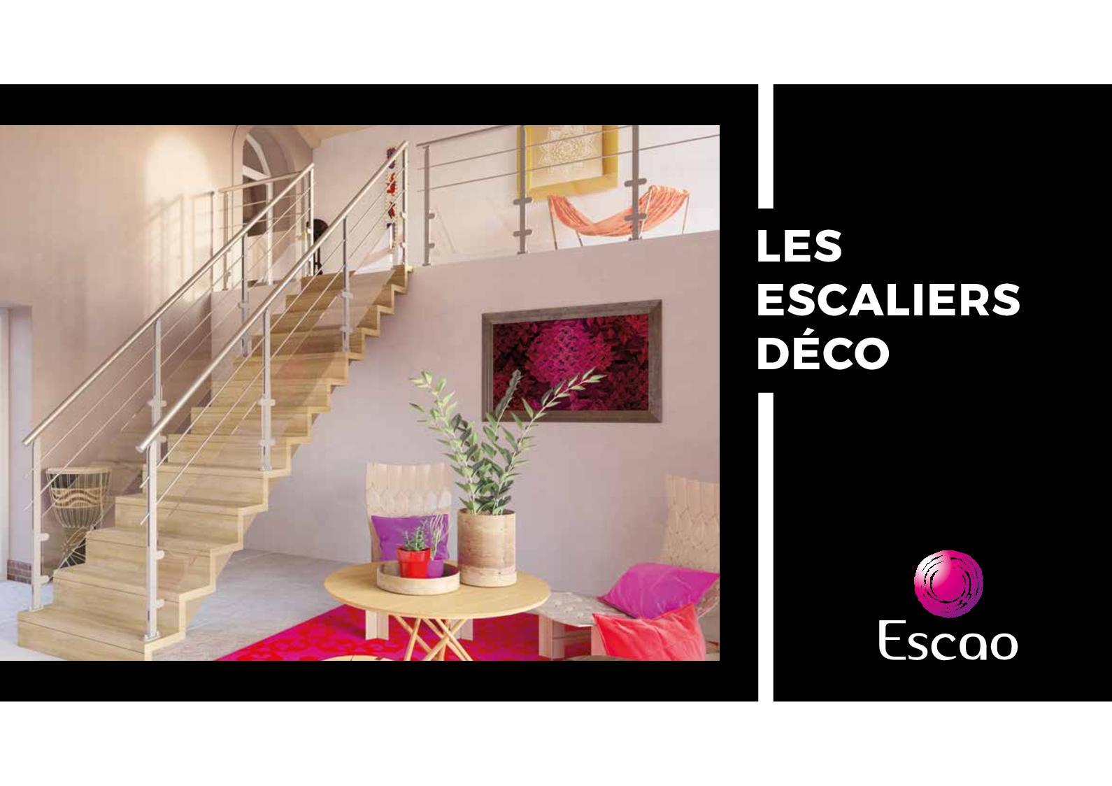 Huile Pour Escalier Hetre calaméo - catalogue escaliers 2018