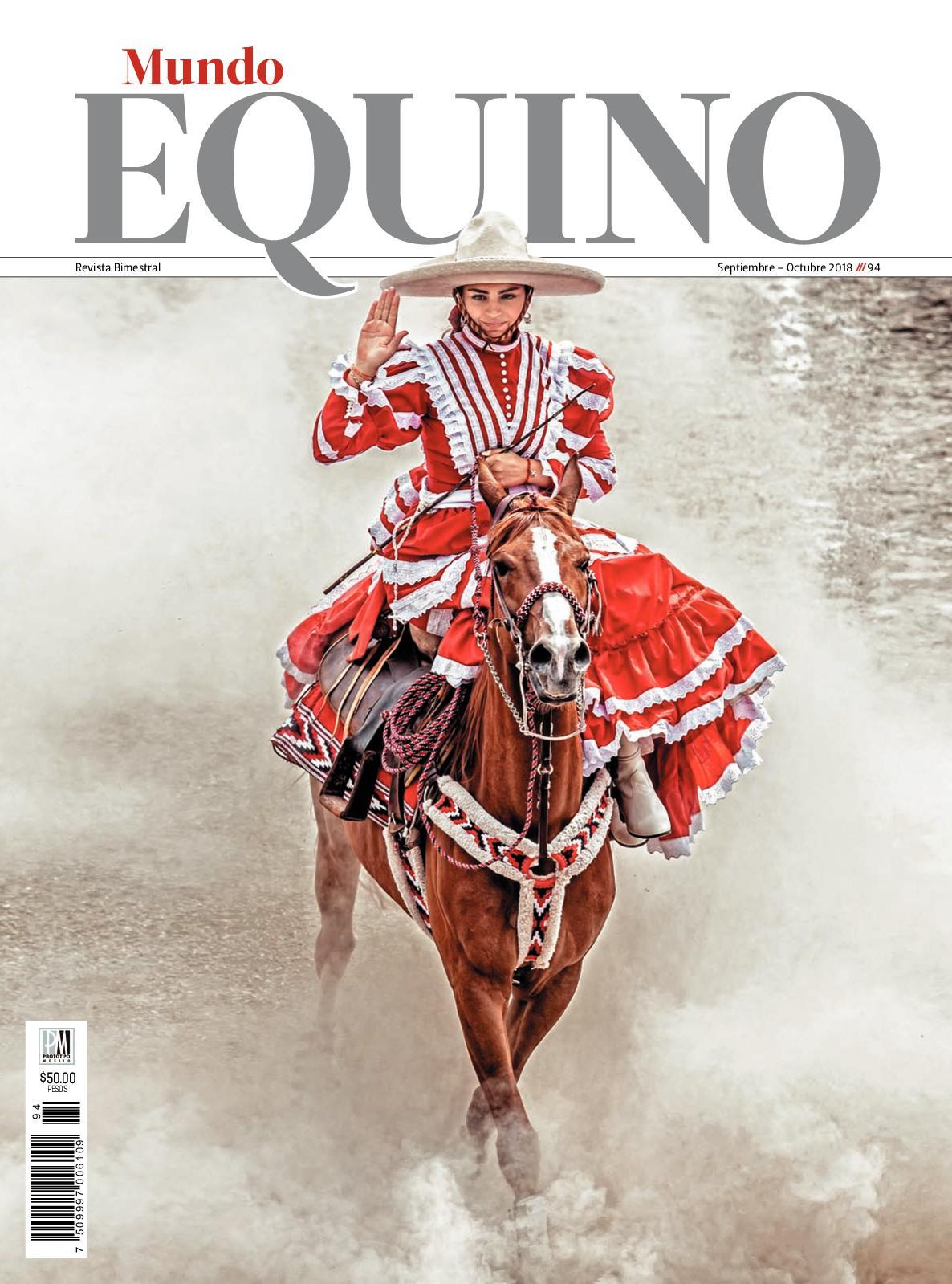 0ee372c0ae Calaméo - Mundo Equino 94