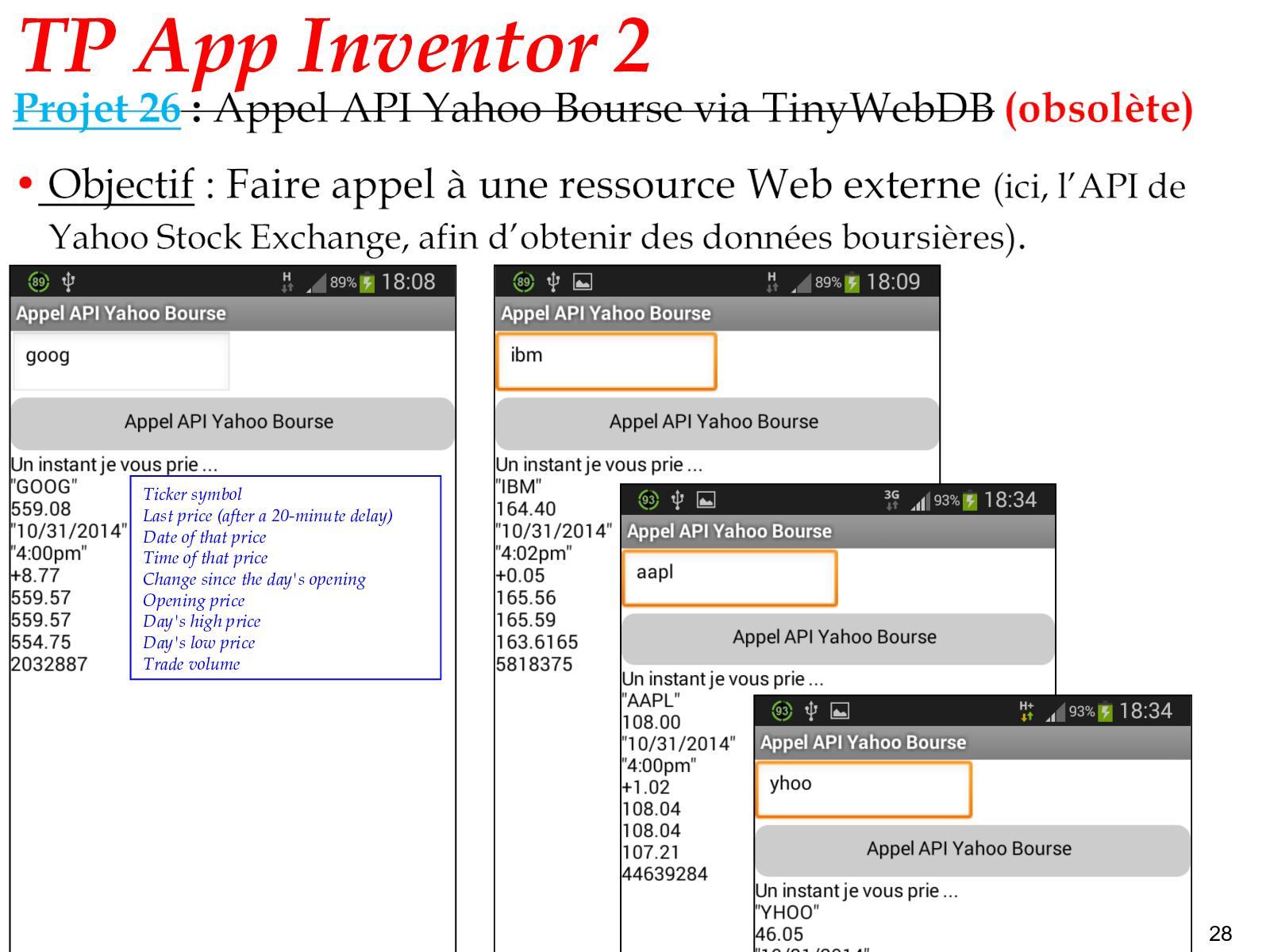 TP N°8 App Inventor - CALAMEO Downloader