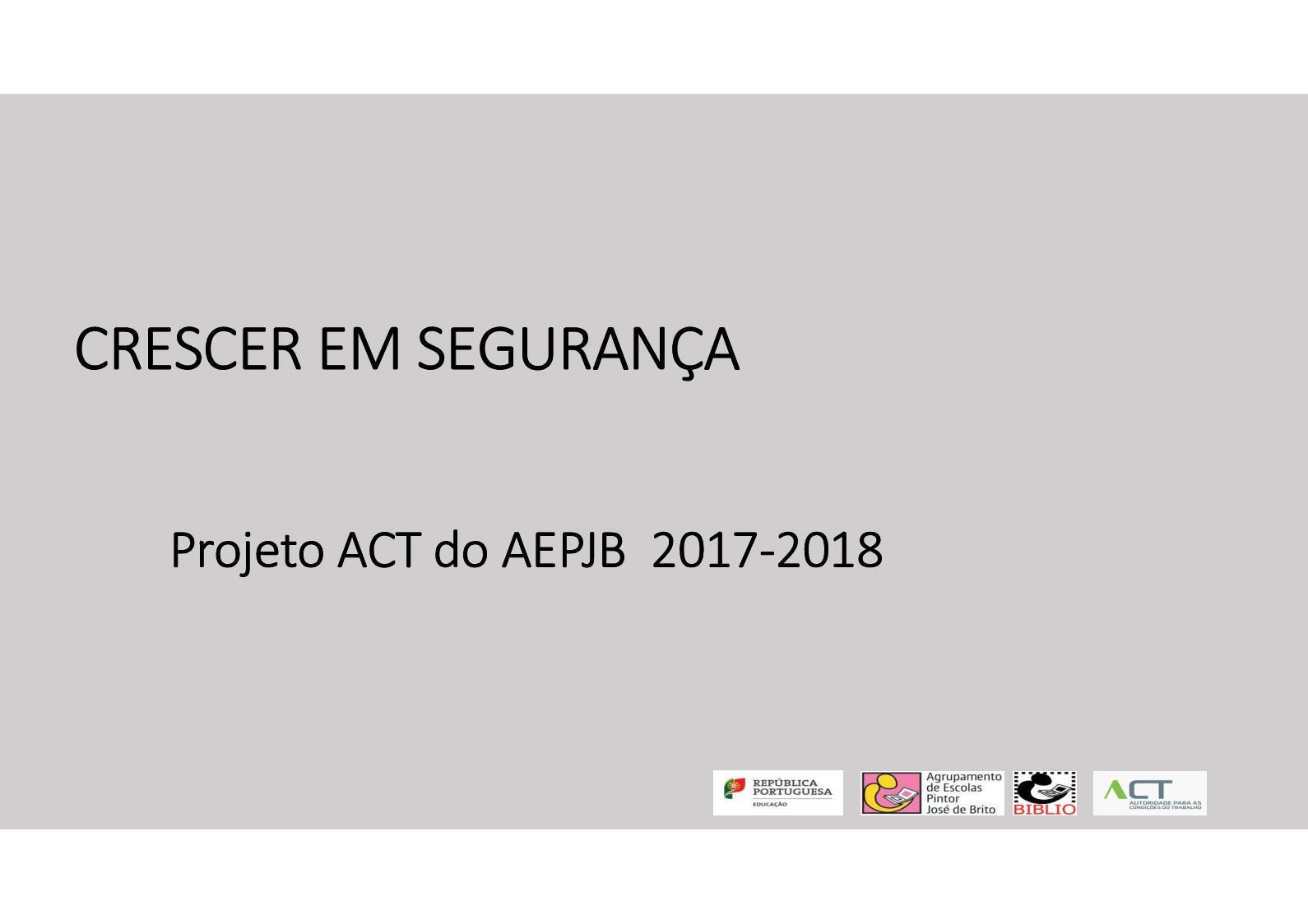 3d749ba60371e Calaméo - Relatório Act 2017 2018 Do Aepjb 16 Julho Ppt