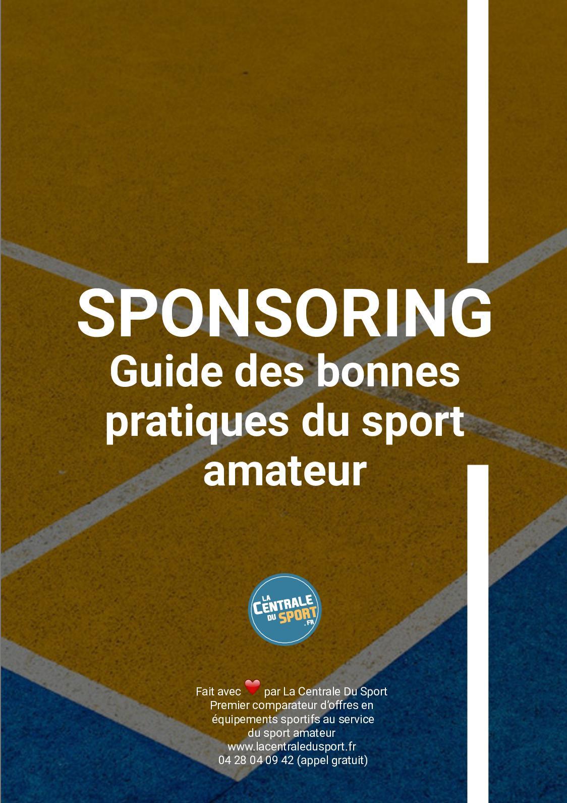 7169e094cc Calaméo - Sponsoring- Guide Des Bonnes Pratiques Du Sport Amateur
