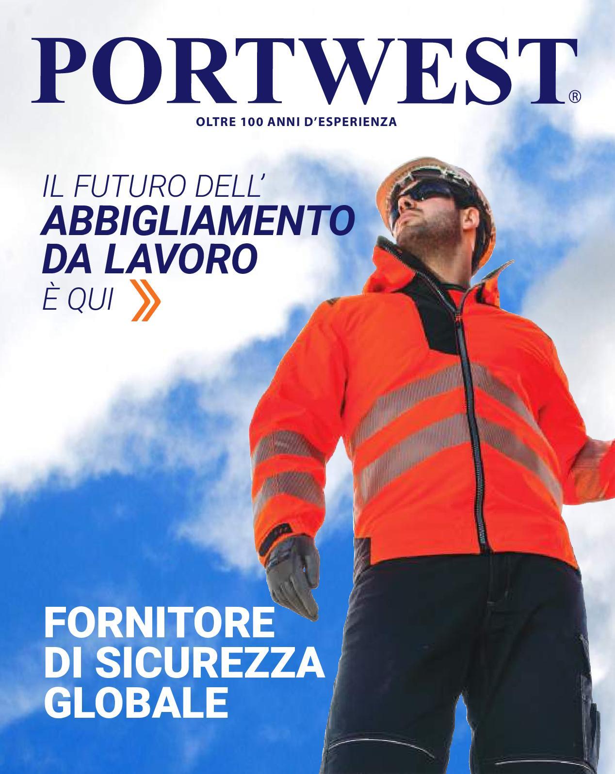 Portwest Uomini Iona Lite riflettente impermeabile foderato Pantaloni Blu Scuro Taglie Multi S482