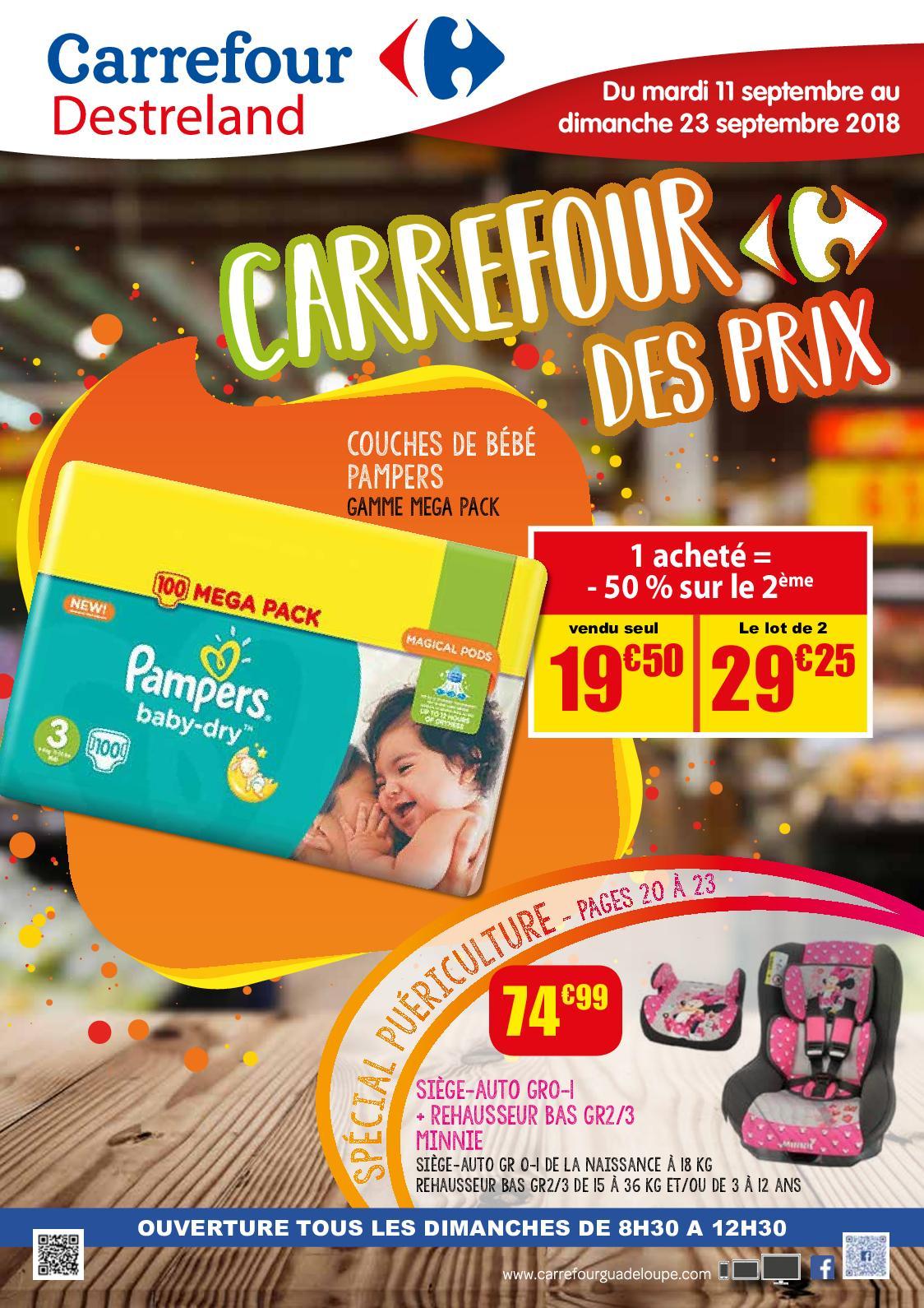 Calaméo Carrefour Des Prix