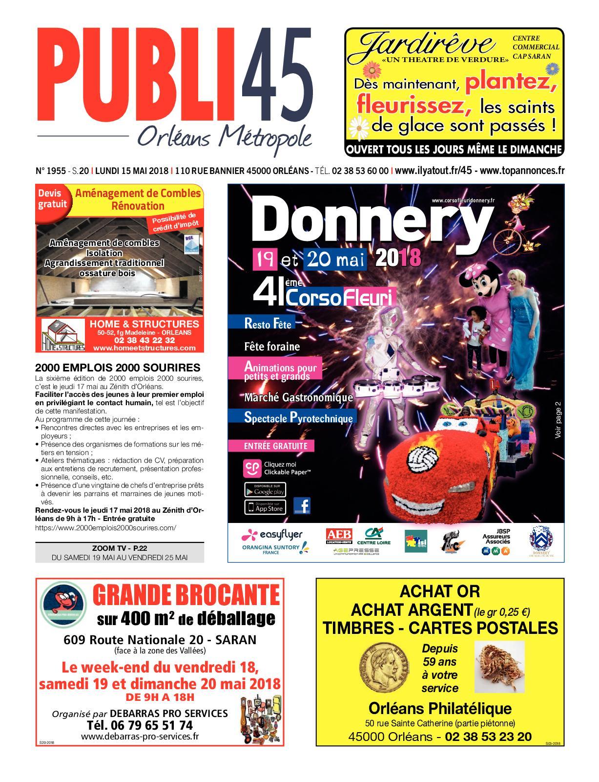 Envia Cuisine Fleury Les Aubrais calaméo - publi 45 202018