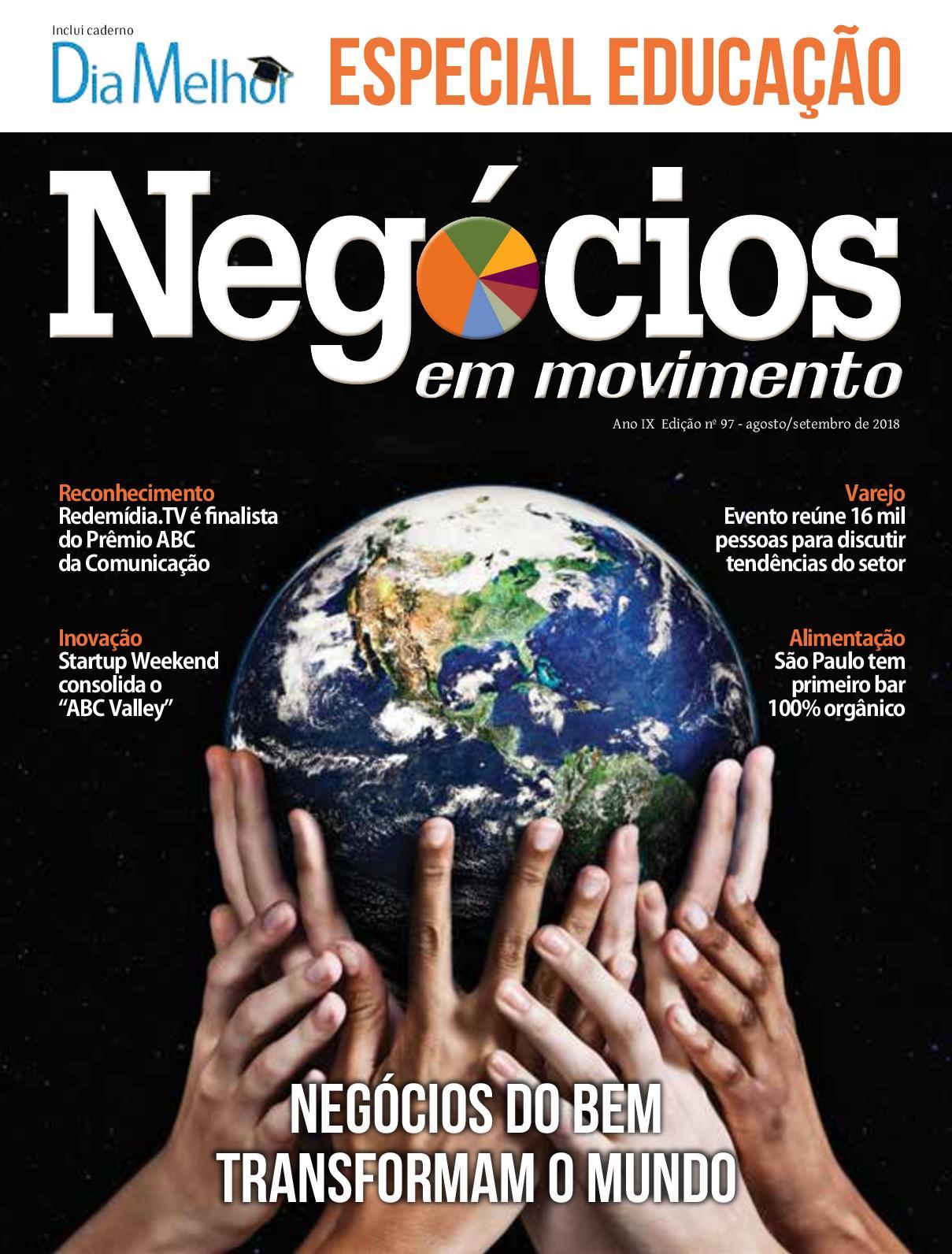 34b5d1fa0 Calaméo - Revista Negócios em Movimento Edição 97