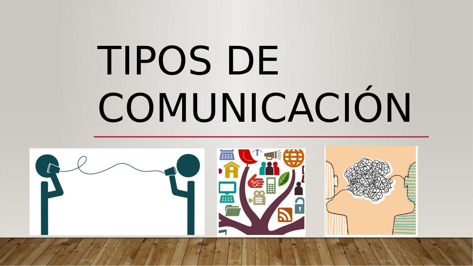 Calaméo Tipos De Comunicación Dipositivas