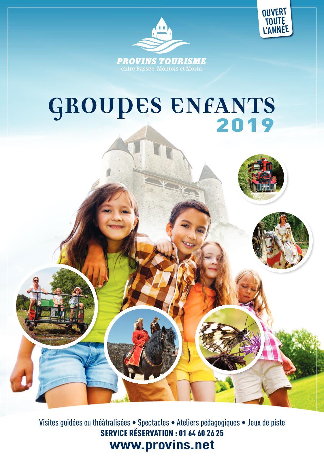 Calaméo - PROVINS TOURISME GROUPES ENFANTS 2019 c5f4616566b