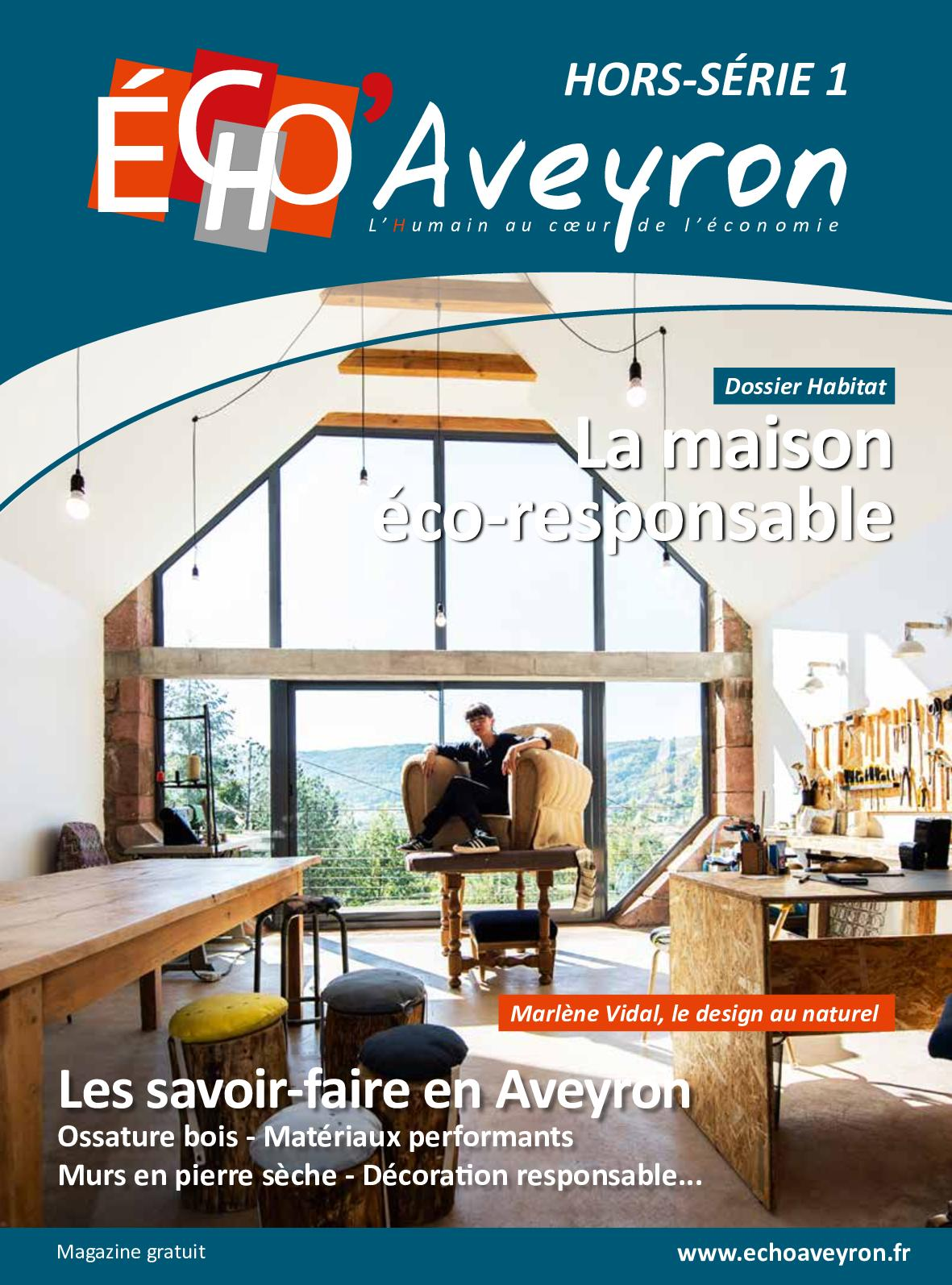 Architecte D Intérieur Aveyron calaméo - echo'aveyron - hors serie 1