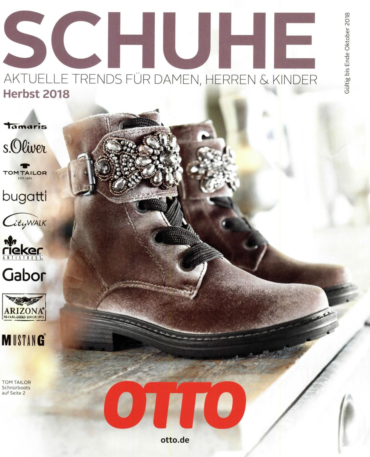 otto schuhe im outlet riekers