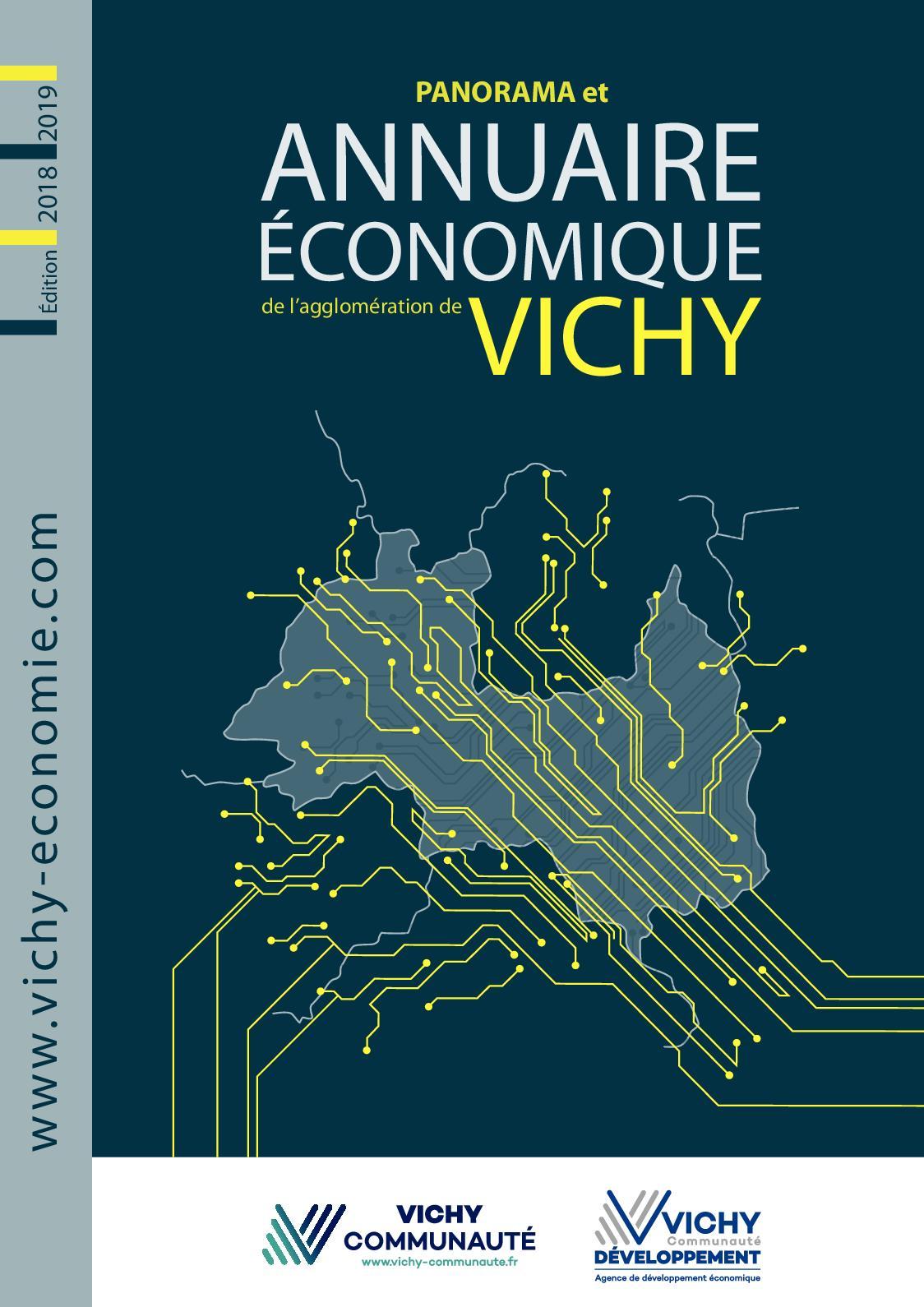 Calameo Annuaire Eco Vichy 2018 19