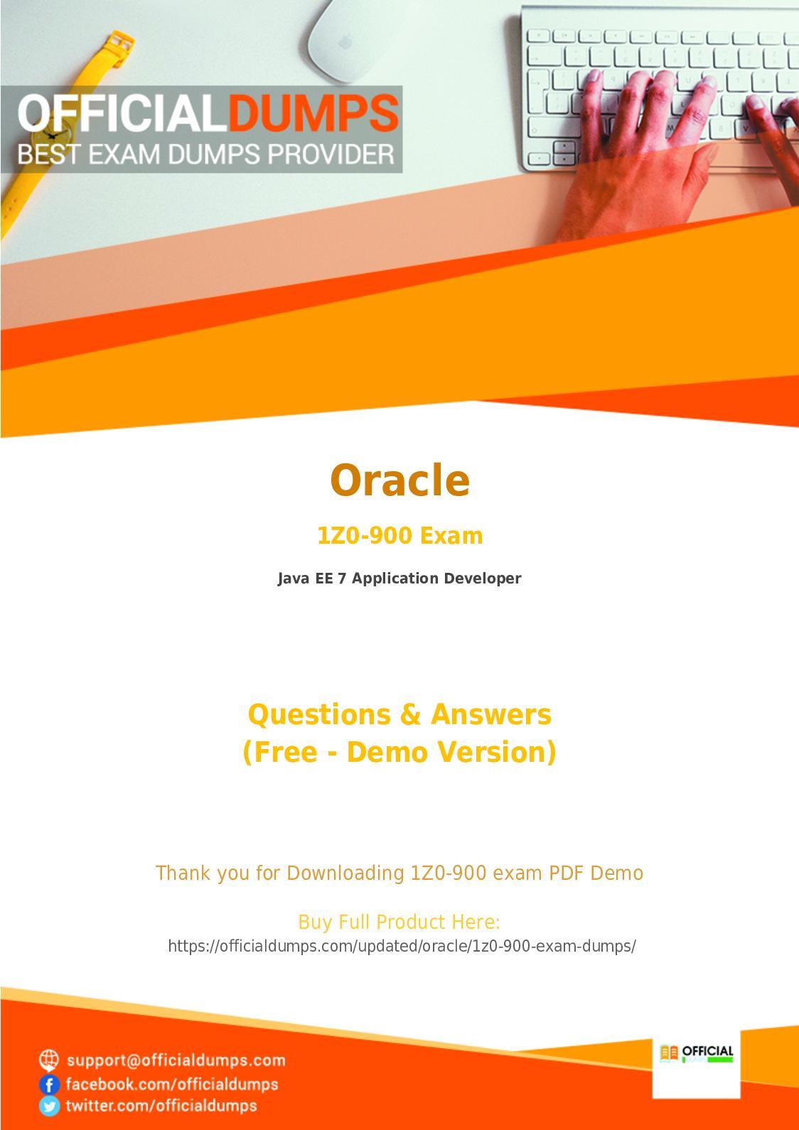 Oracle Certification Dumps Pdf