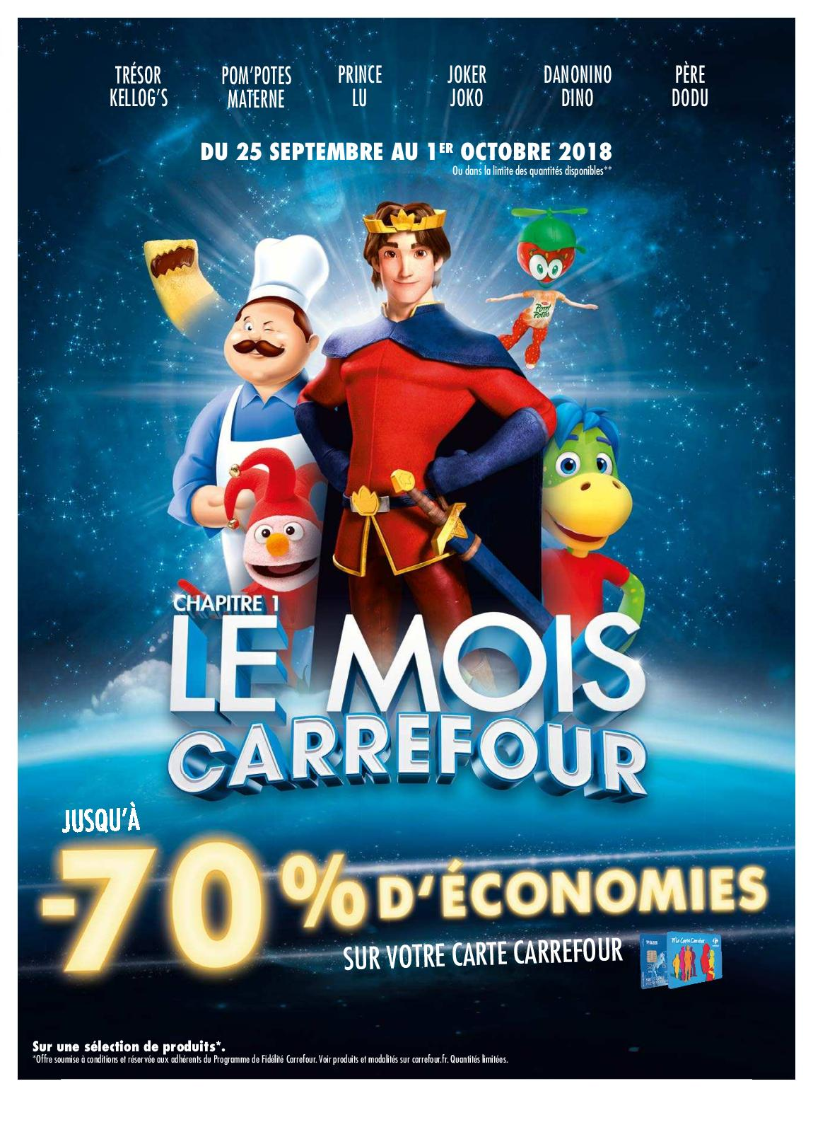 Calaméo Le Mois Carrefour