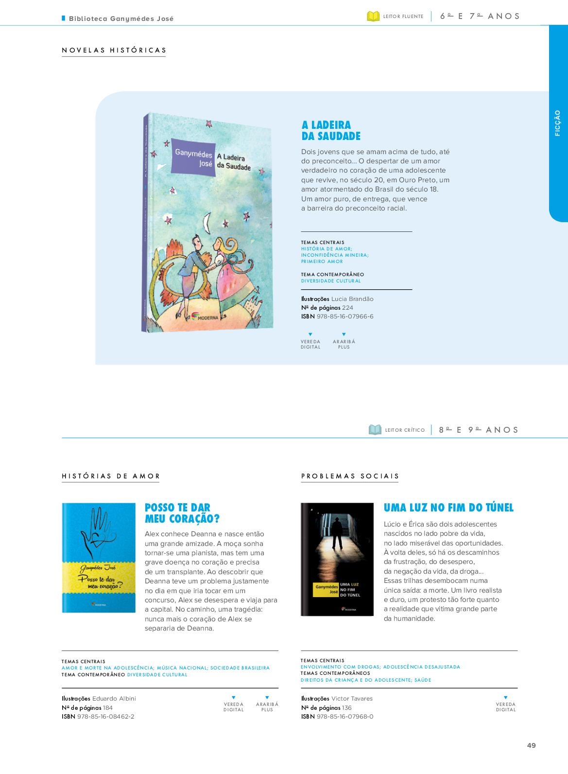 Catalogo Literatura Fundamental 2 Ensino Médio 2019 - CALAMEO Downloader c37a4c8a9dd03