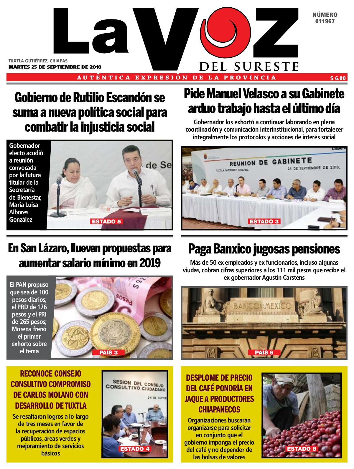 Calaméo - Diario La Voz del Sureste 8609dcfc272