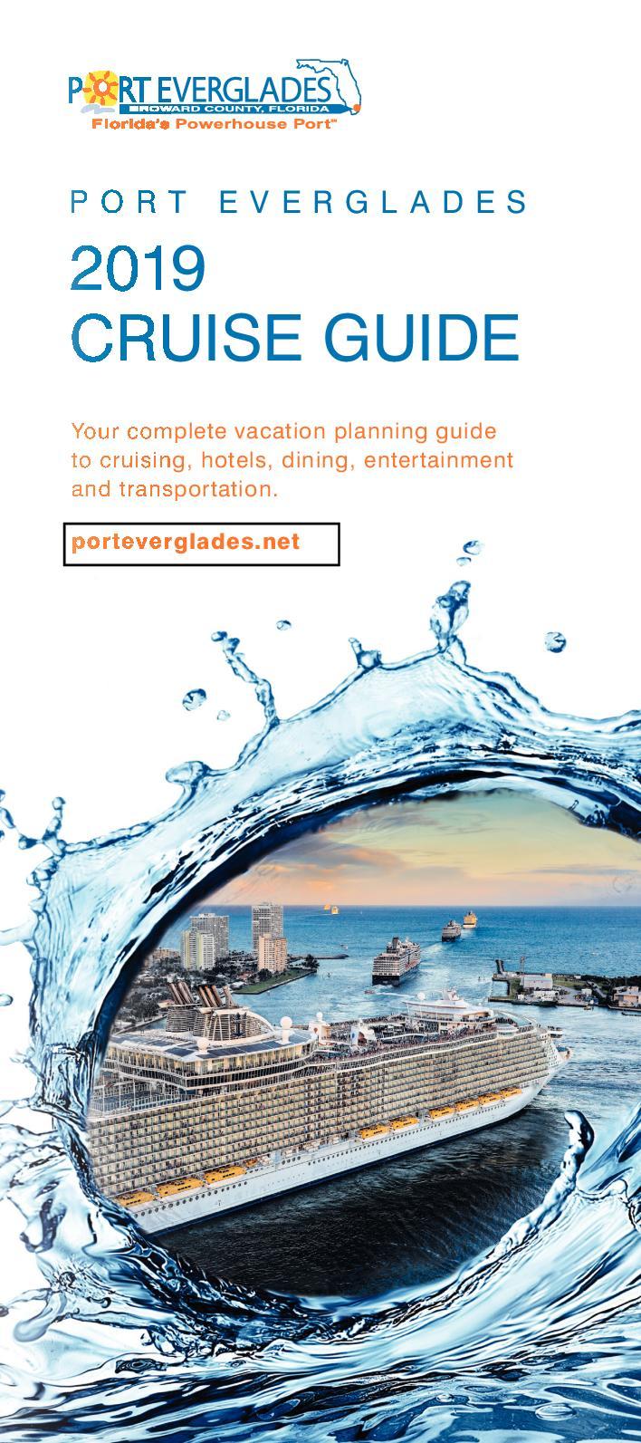 Calaméo   Everglades Cruise Guide 8