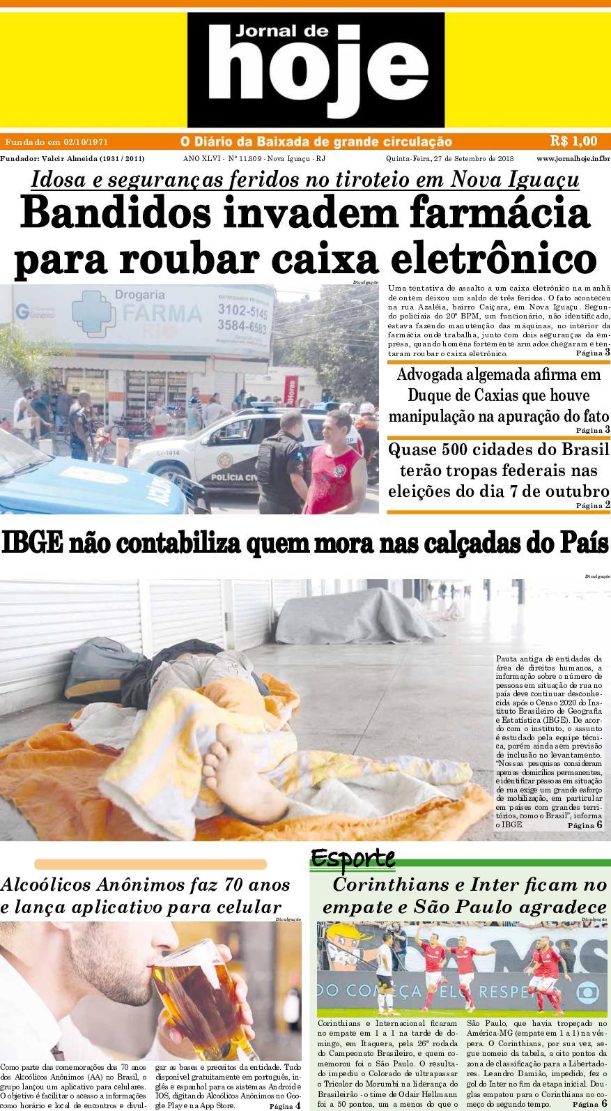 Calaméo - Jornal De Hoje 270918 94b2b37f0eee