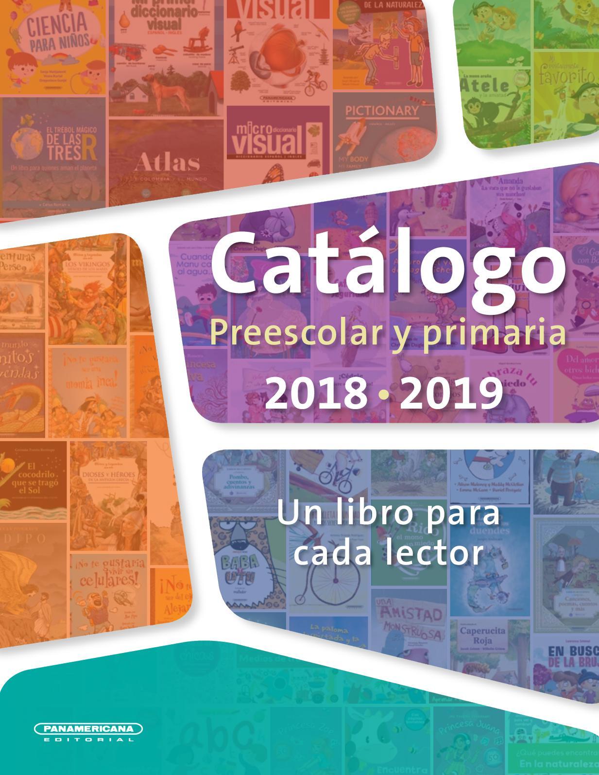 Calaméo - Catalogo Primaria Plan Lector Panamericana 2018 2019 f08bb361c919