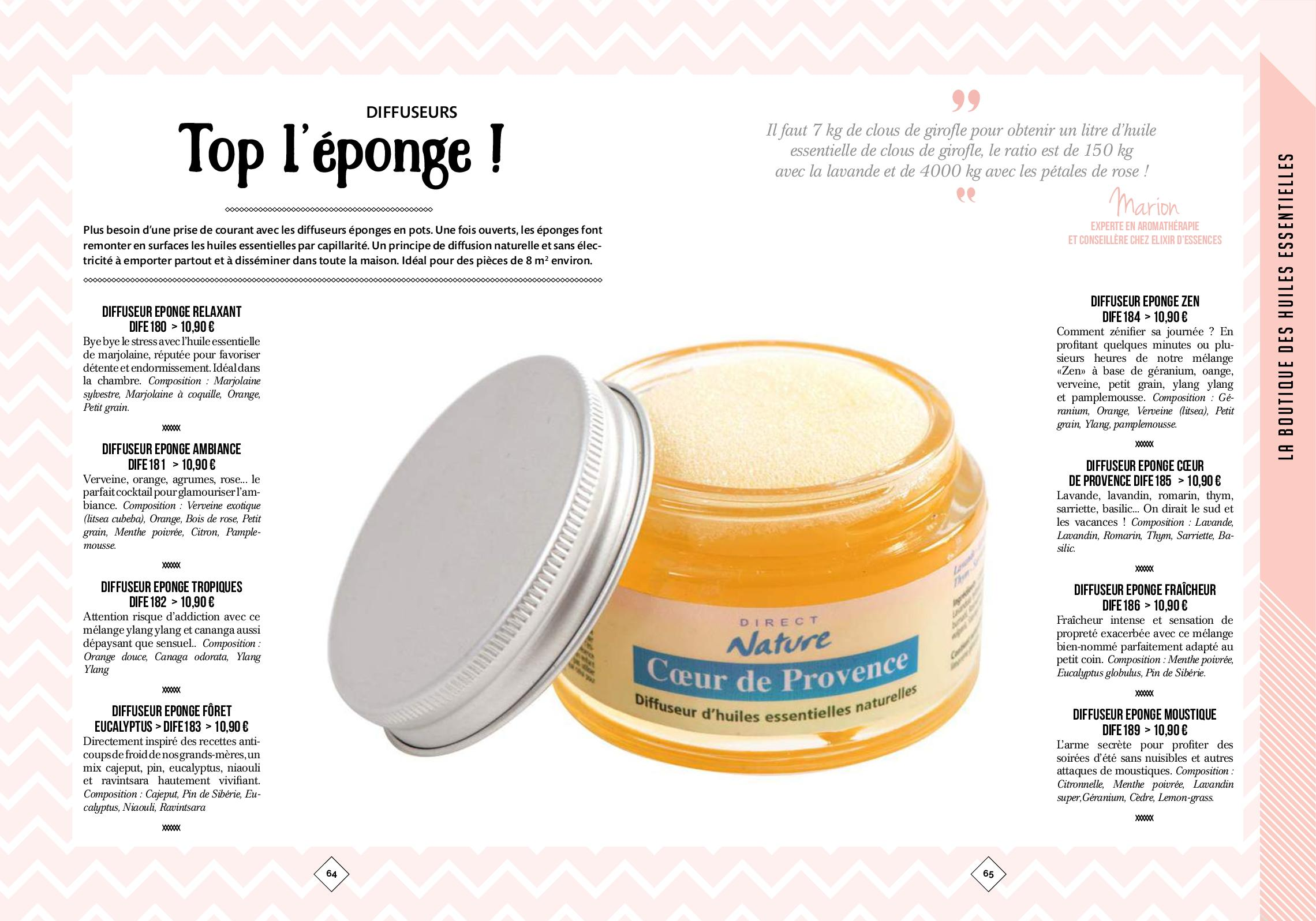 Melange Orange Et Rose elixir d'essences - catalogue 2018 - calameo downloader