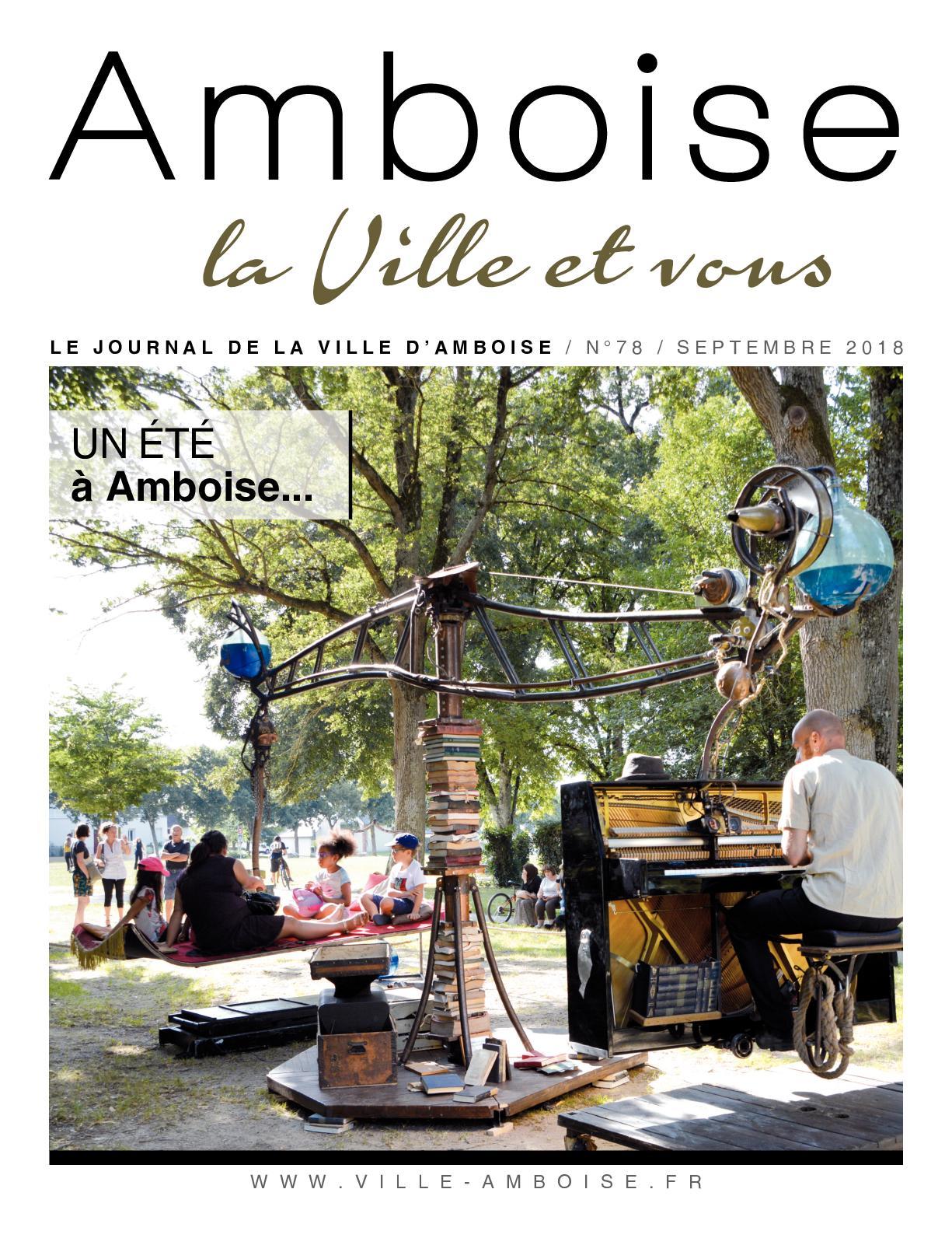 Calaméo La Et Vous Magazine N°78 Amboise Ville l3FuK1TJc