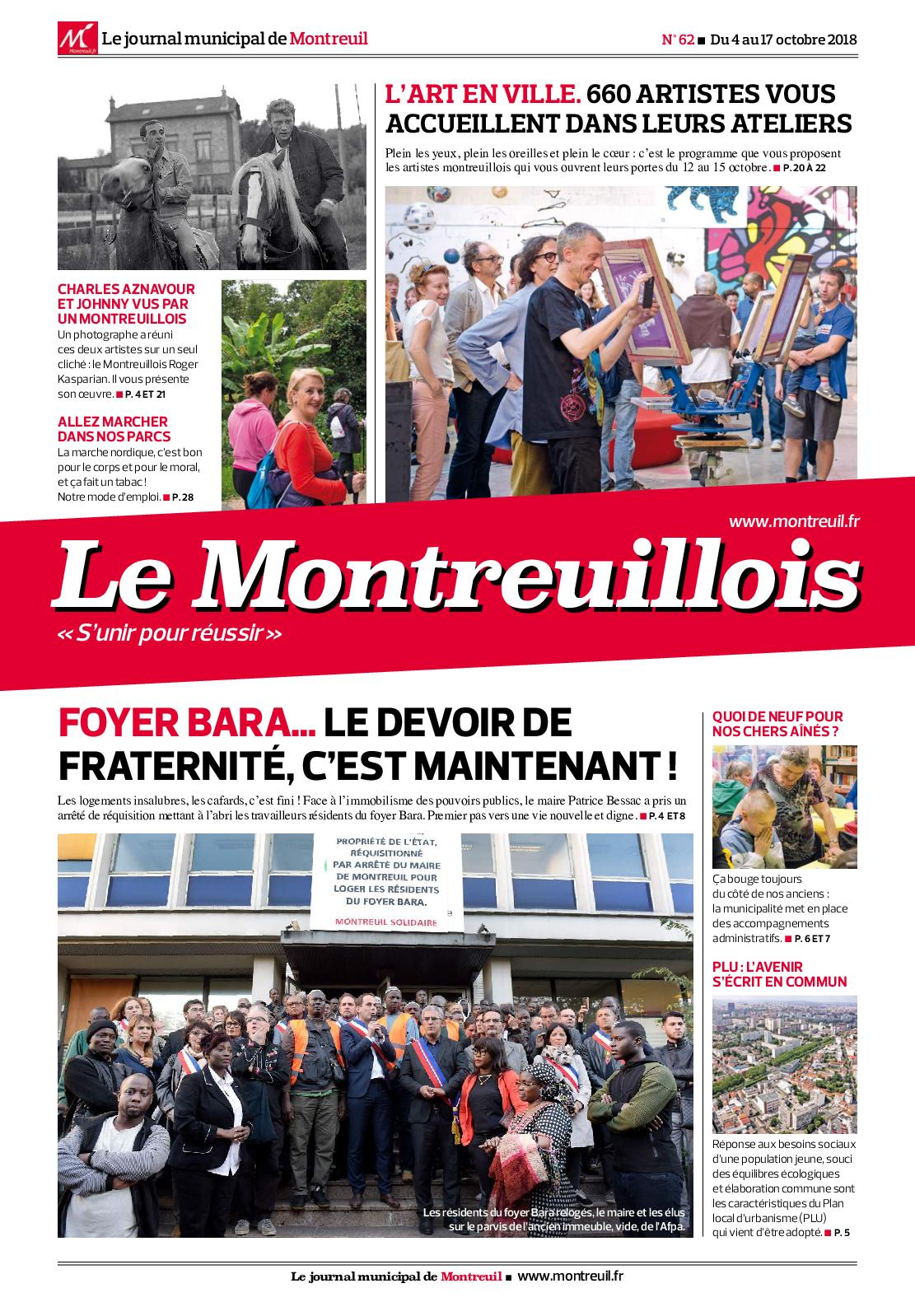 Calaméo - Le Montreuillois du 4 au 17 octobre 2018 12dfbb69f9da